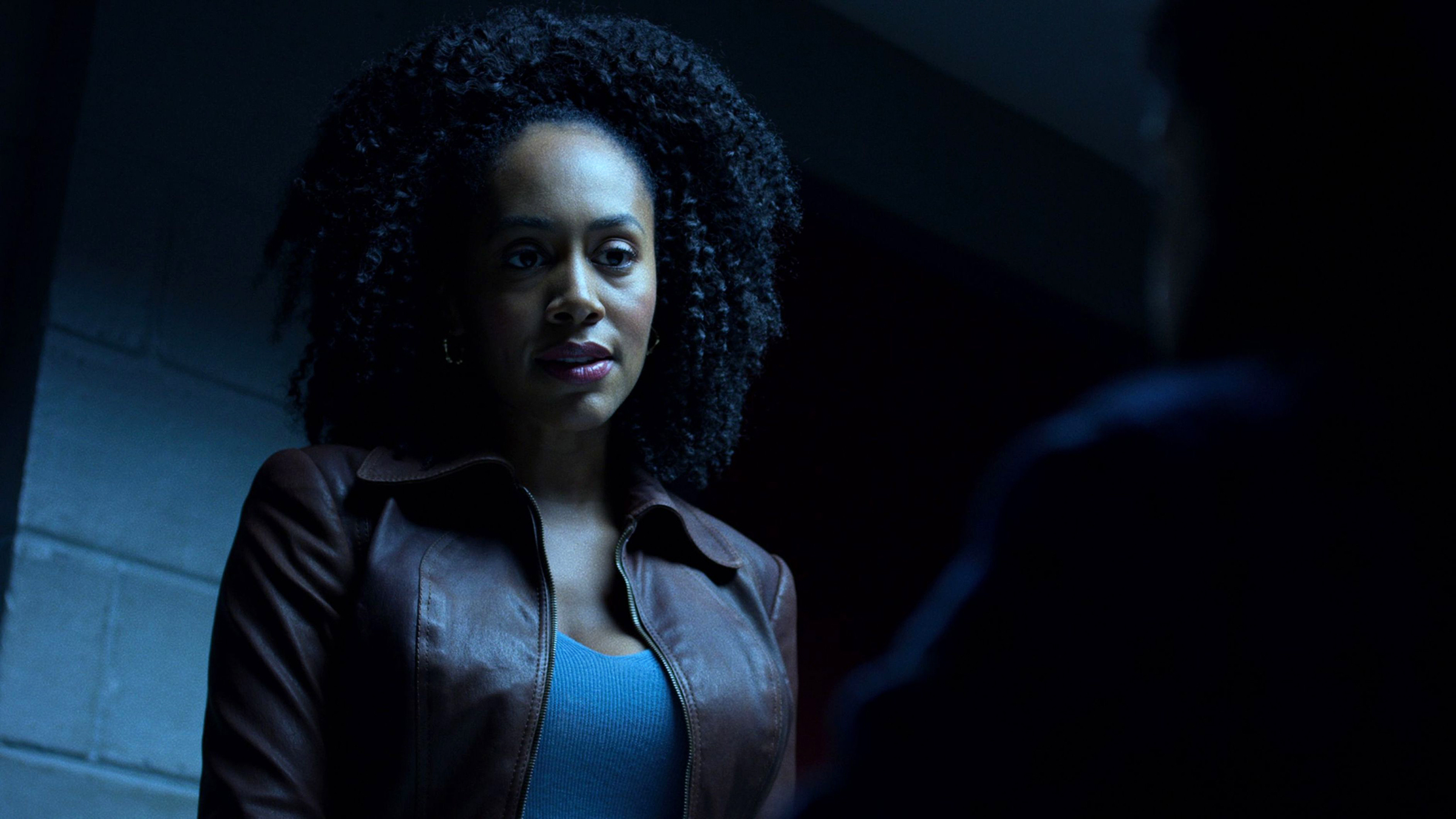 Simone Missick in                                 Marvel's The Defenders
