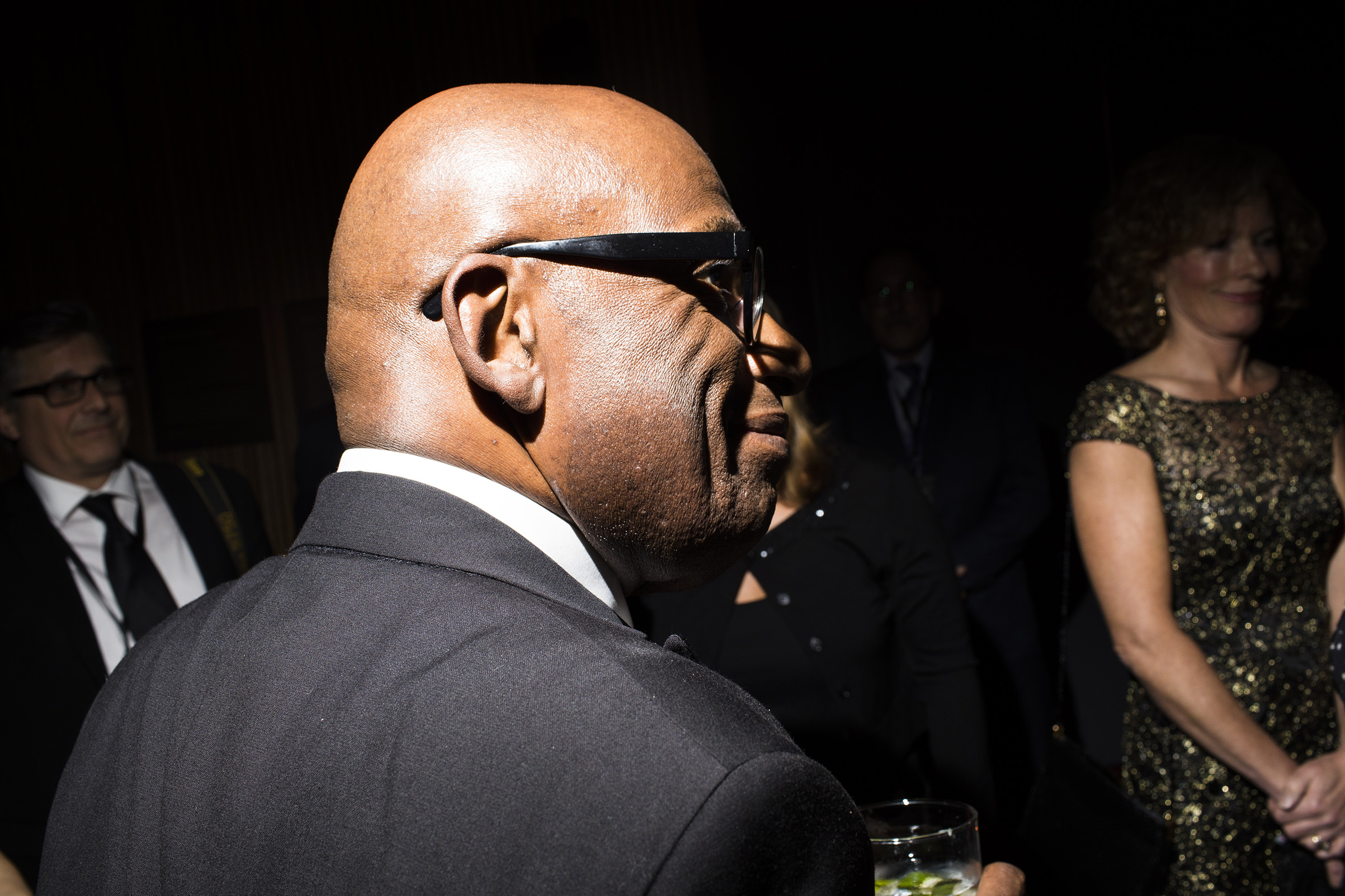 Al Roker at the Time 100 Gala at Jazz at Lincoln Center on April 24, 2018 in New York City.