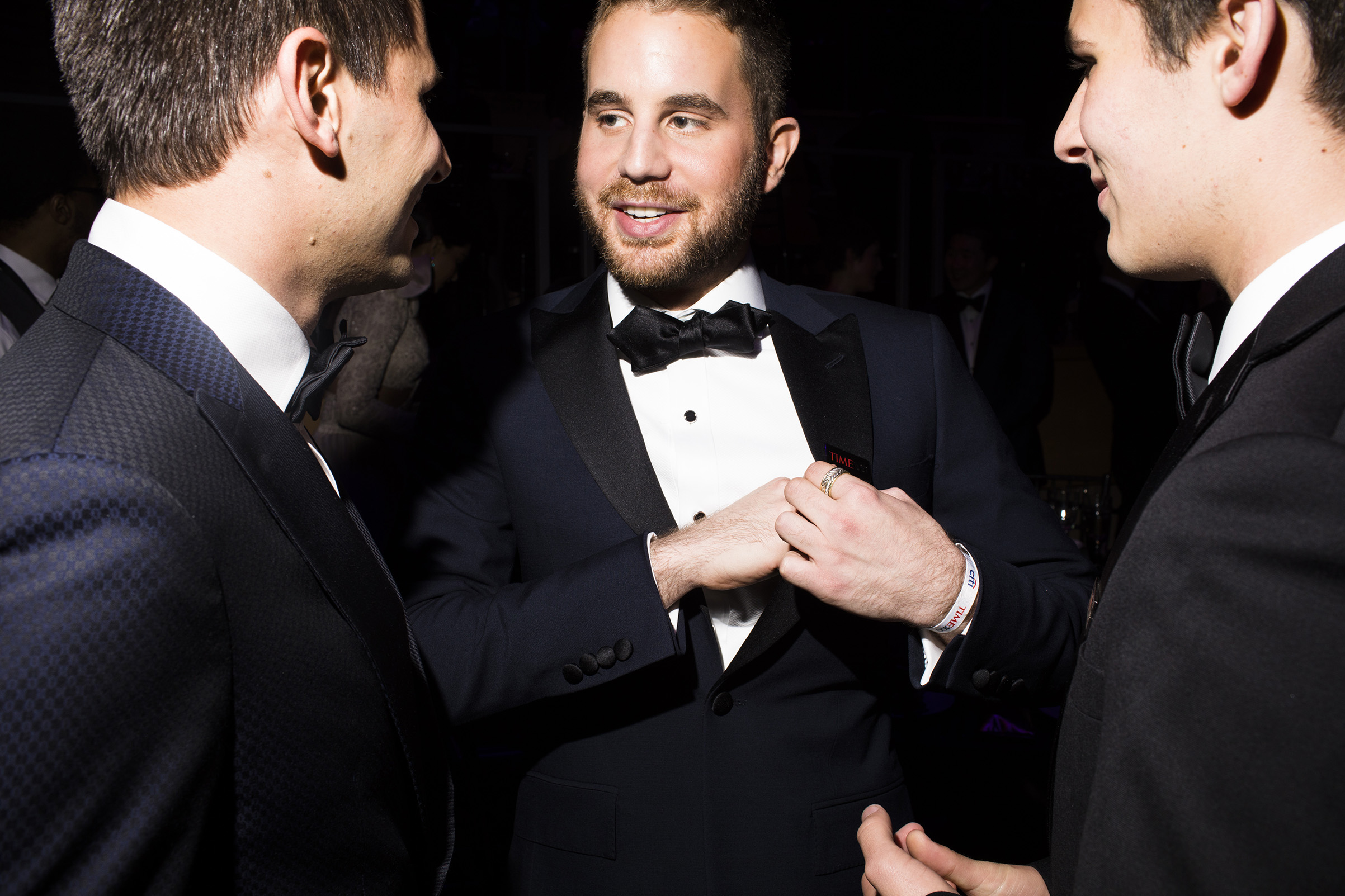 Ben Platt at the Time 100 Gala at Jazz at Lincoln Center on April 24, 2018 in New York City.