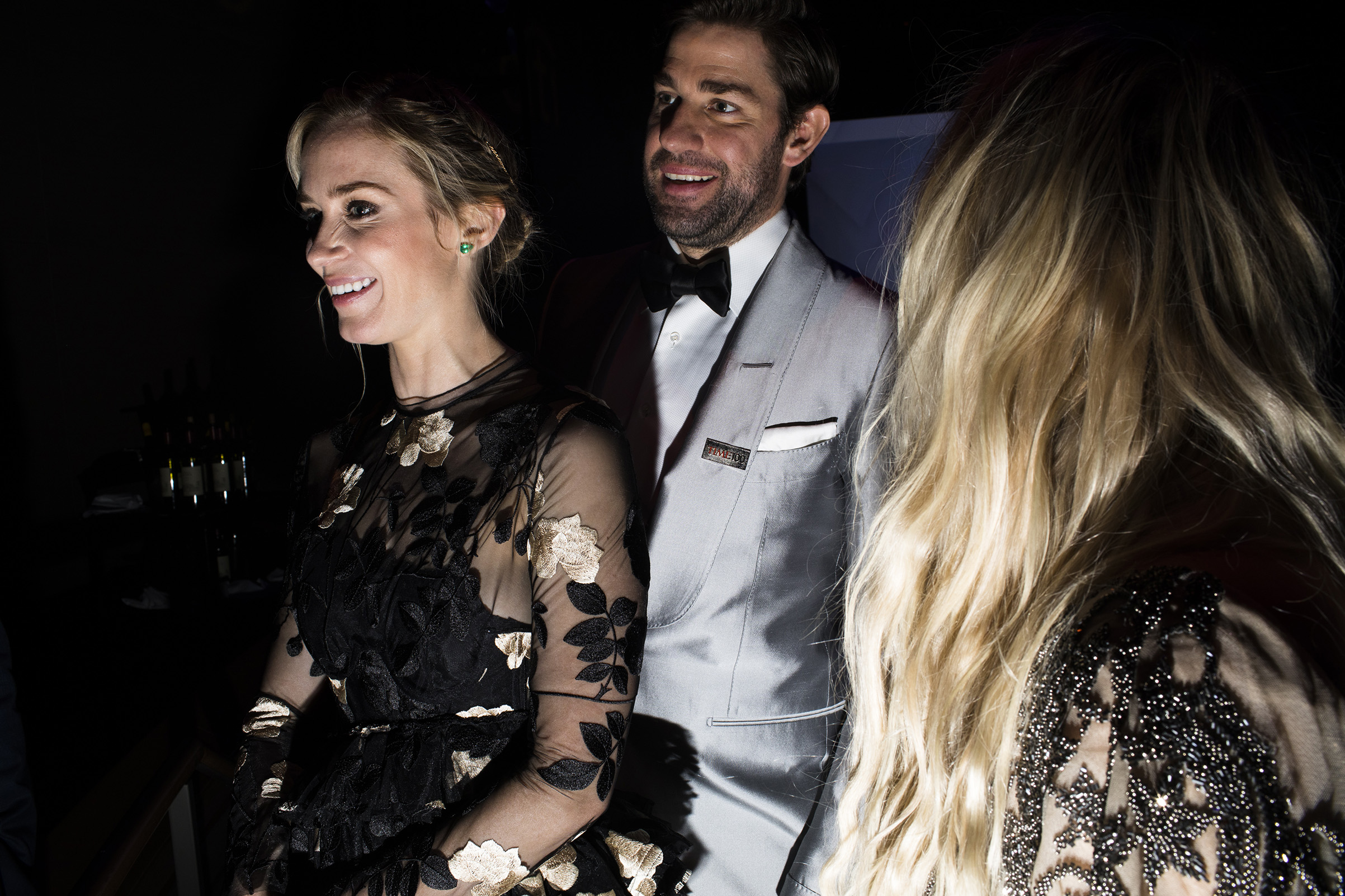 Emily Blunt and