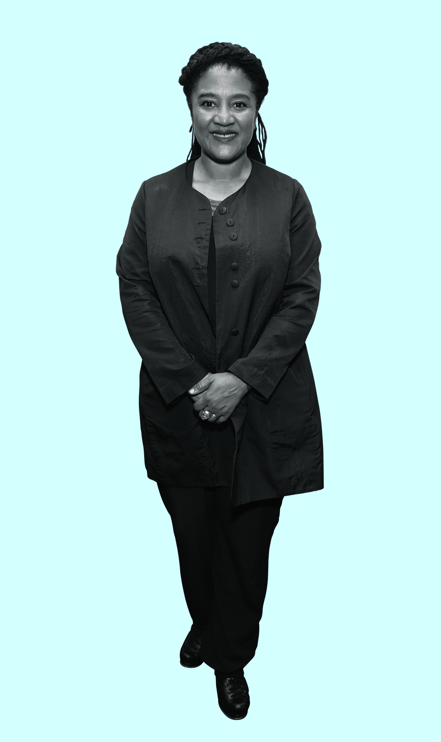 Lynn Nottage The Pulitzer Prize–winning playwright on her new production, the browning of America and why she isn't a journalist