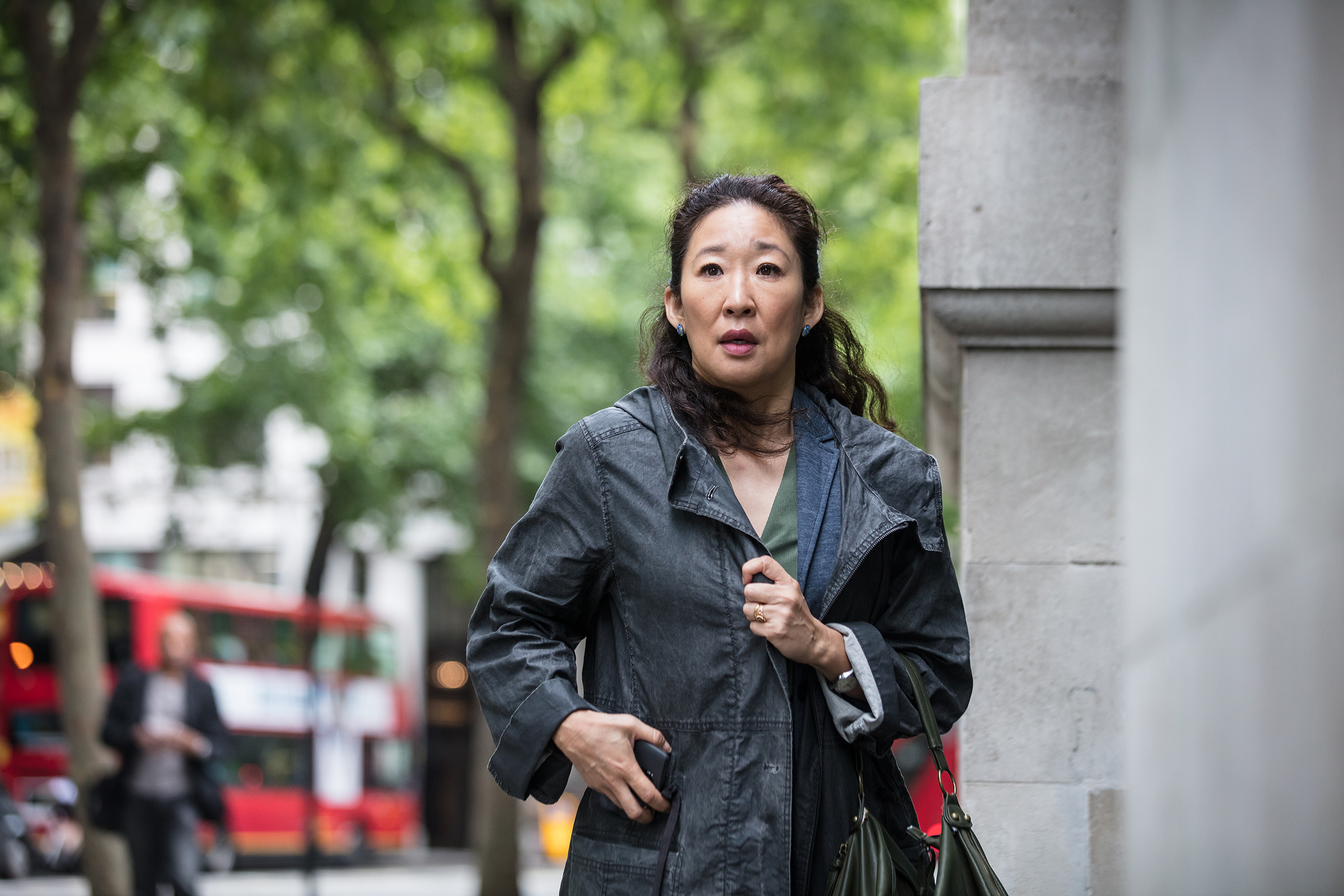 Sandra Oh in BBC America's 'Killing Eve'