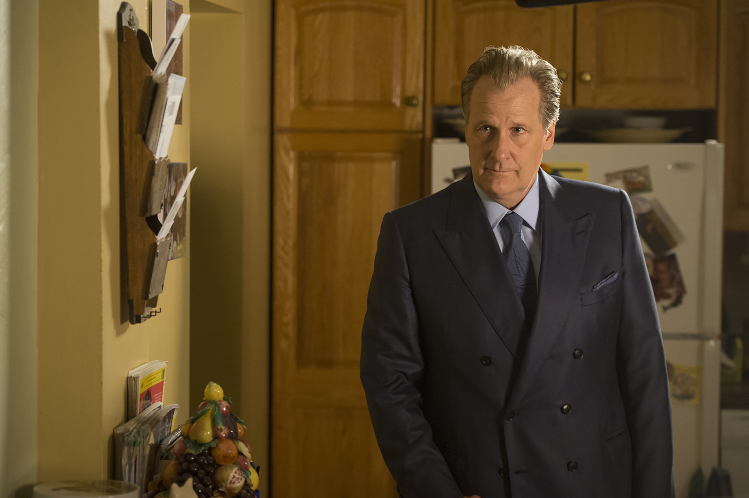 Jeff Daniels in 'The Looming Tower'