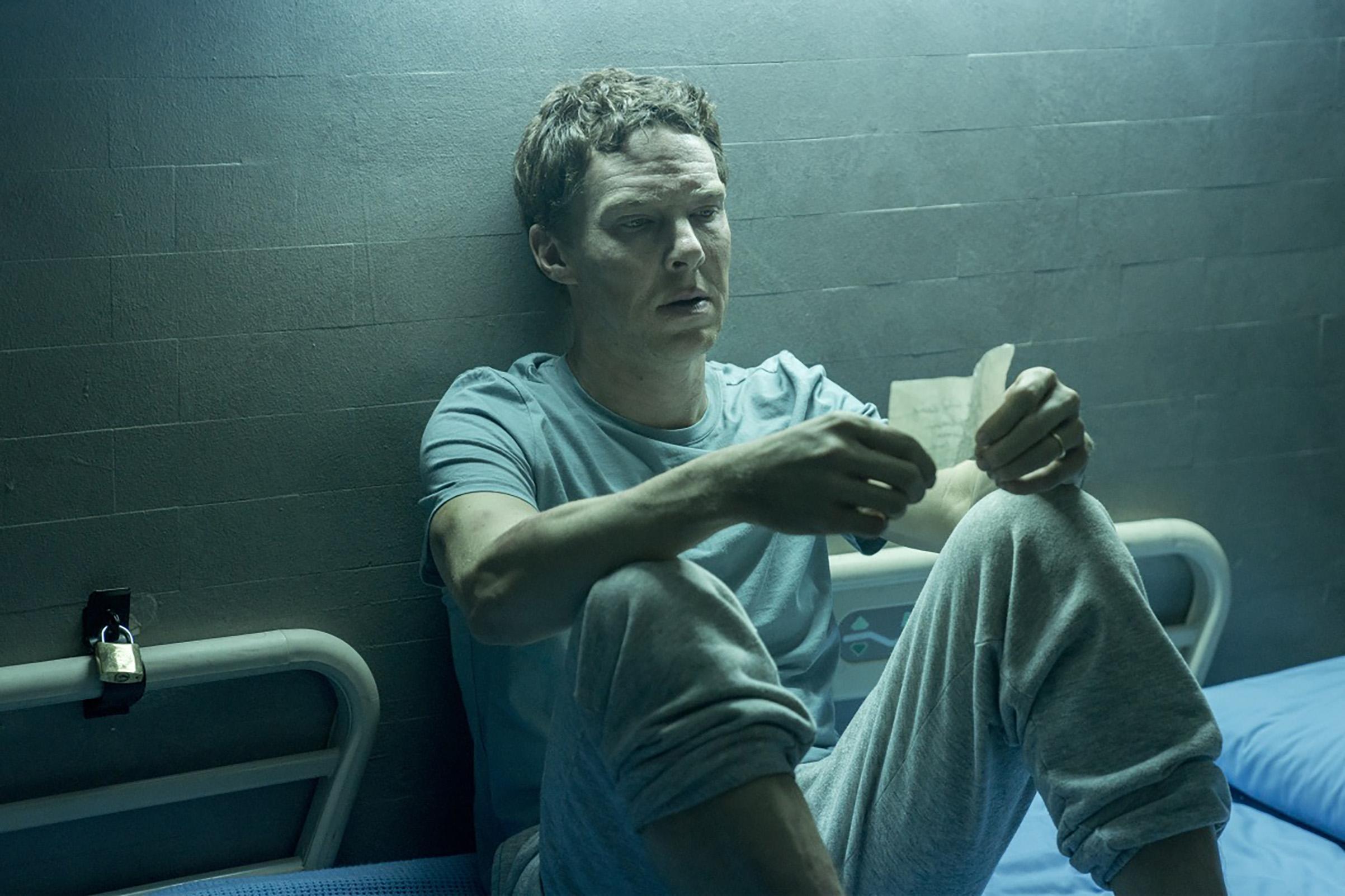 Benedict Cumberbatch in 'Patrick Melrose'