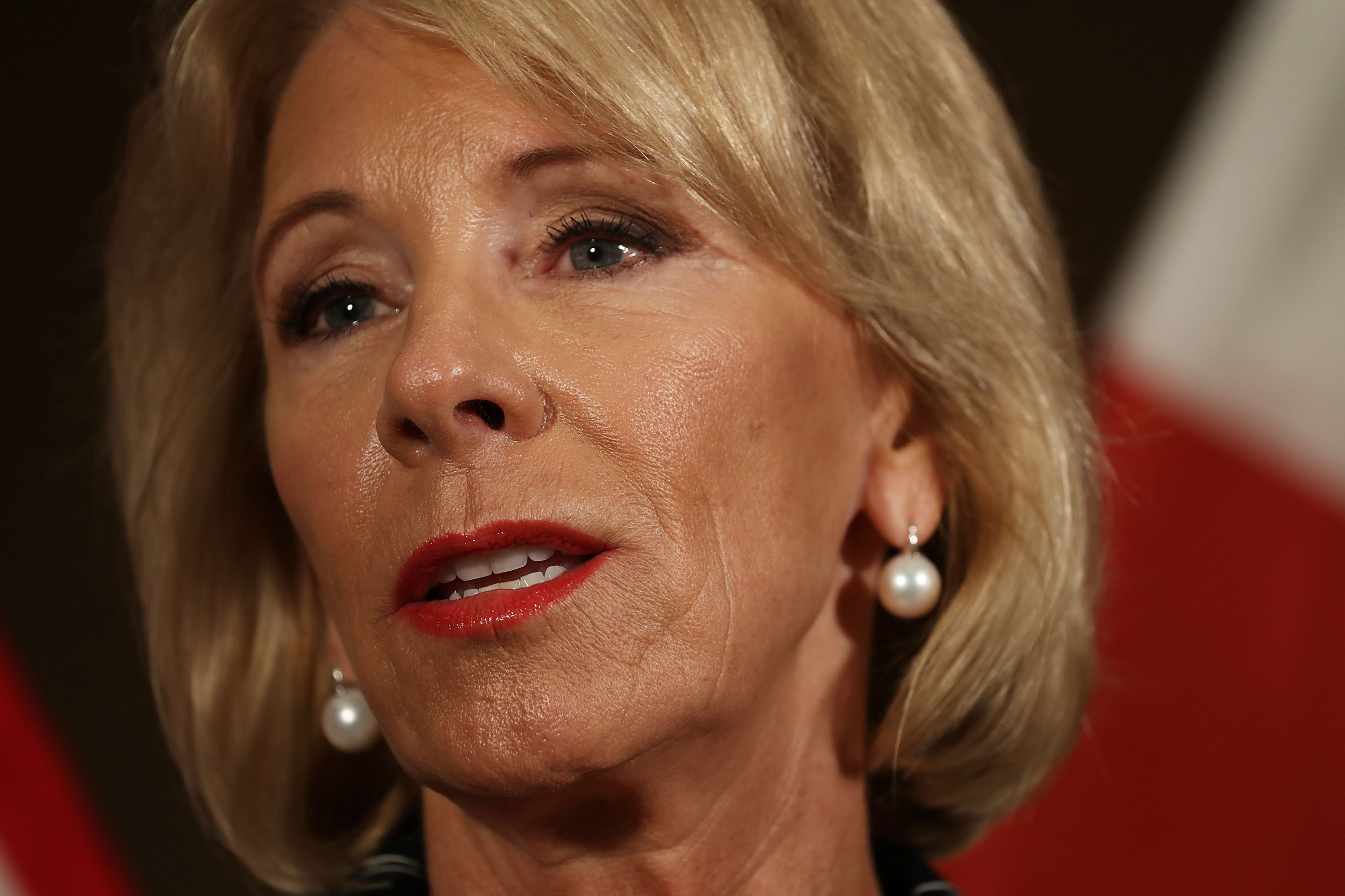 Betsy DeVos Urges Ave Maria Grads to 'Embrace the Mess': Read the Full Text of Education Secretary's Commencement Speech