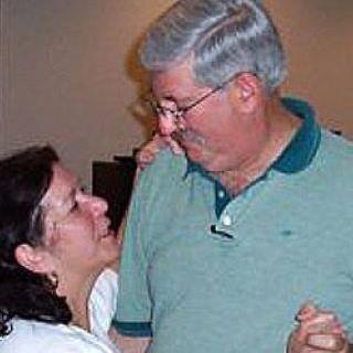 Bob Levinson and his wife, Christine Levinson