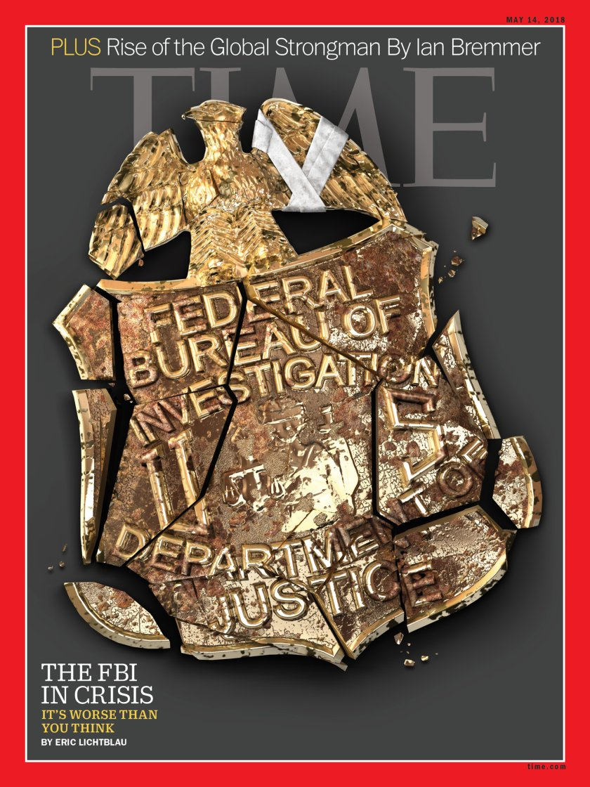 The FBI Is in Crisis. It\'s Worse Than You Think | TIME