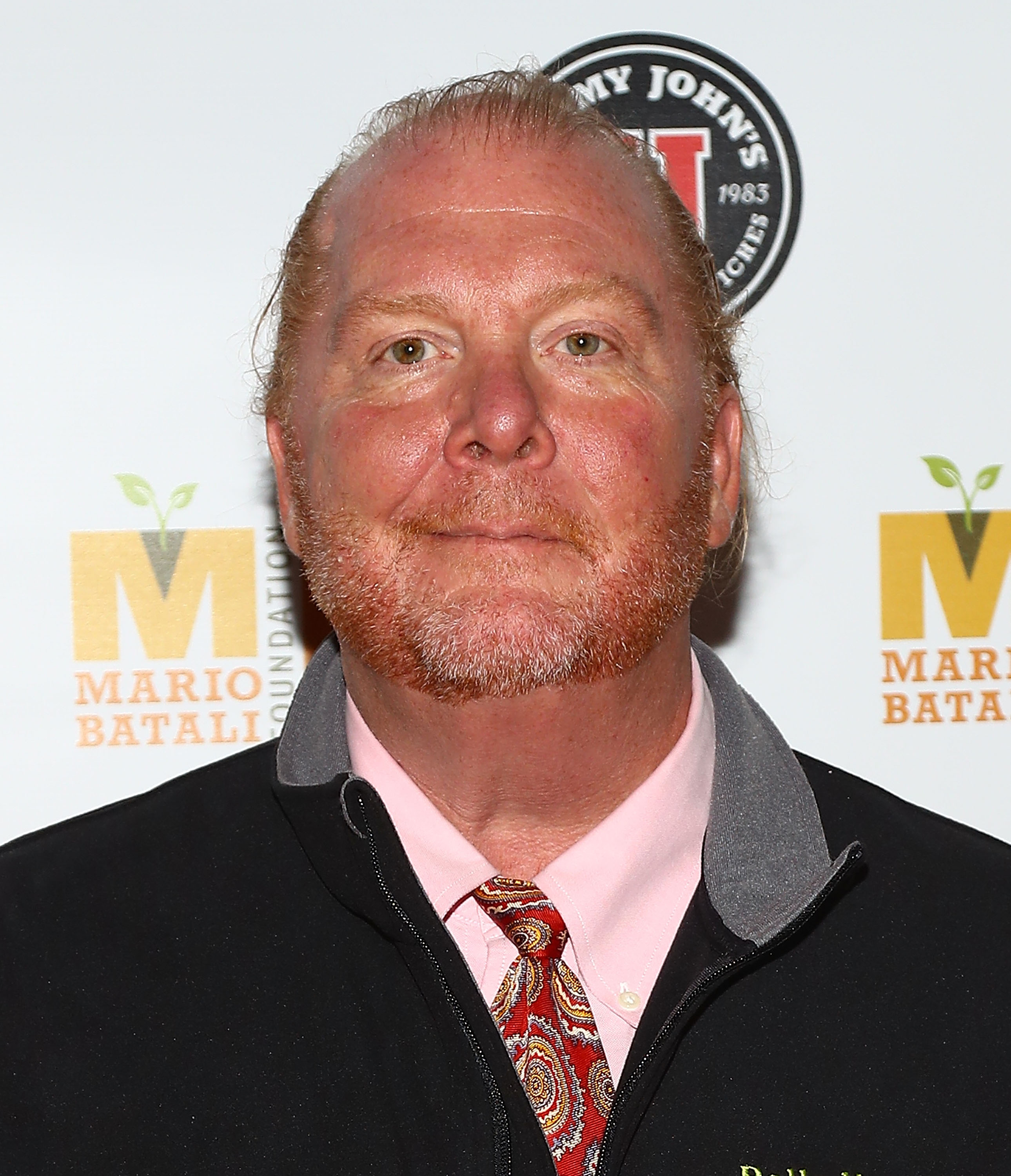 Chef Mario Batali attends a dinner for his foundation on Oct. 15, 2017 in New York City. Batali is reportedly under investigation by the New York Police Department for sexual misconduct