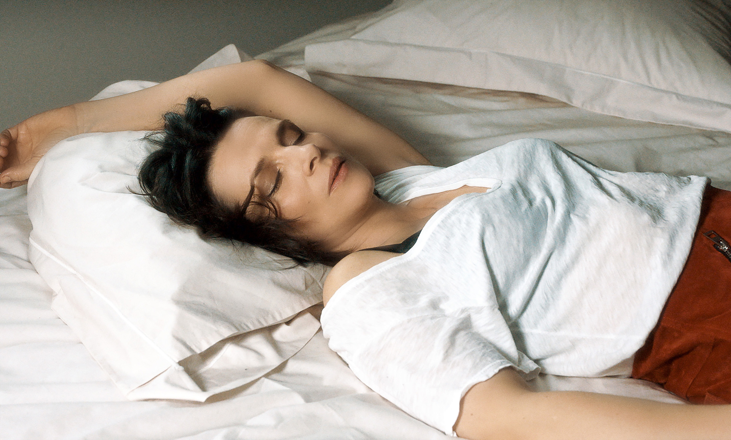Binoche seeks answers to timeless questions