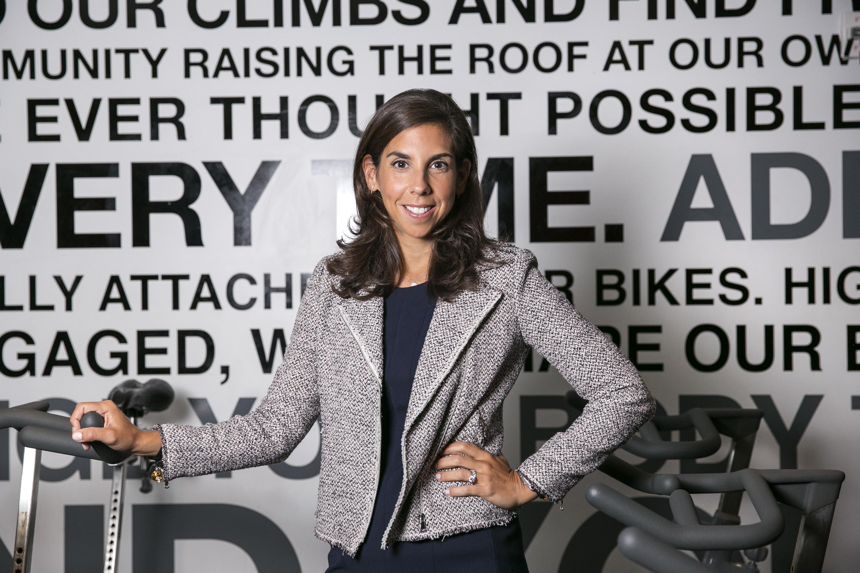 Melanie Whelan, CEO of SoulCycle.