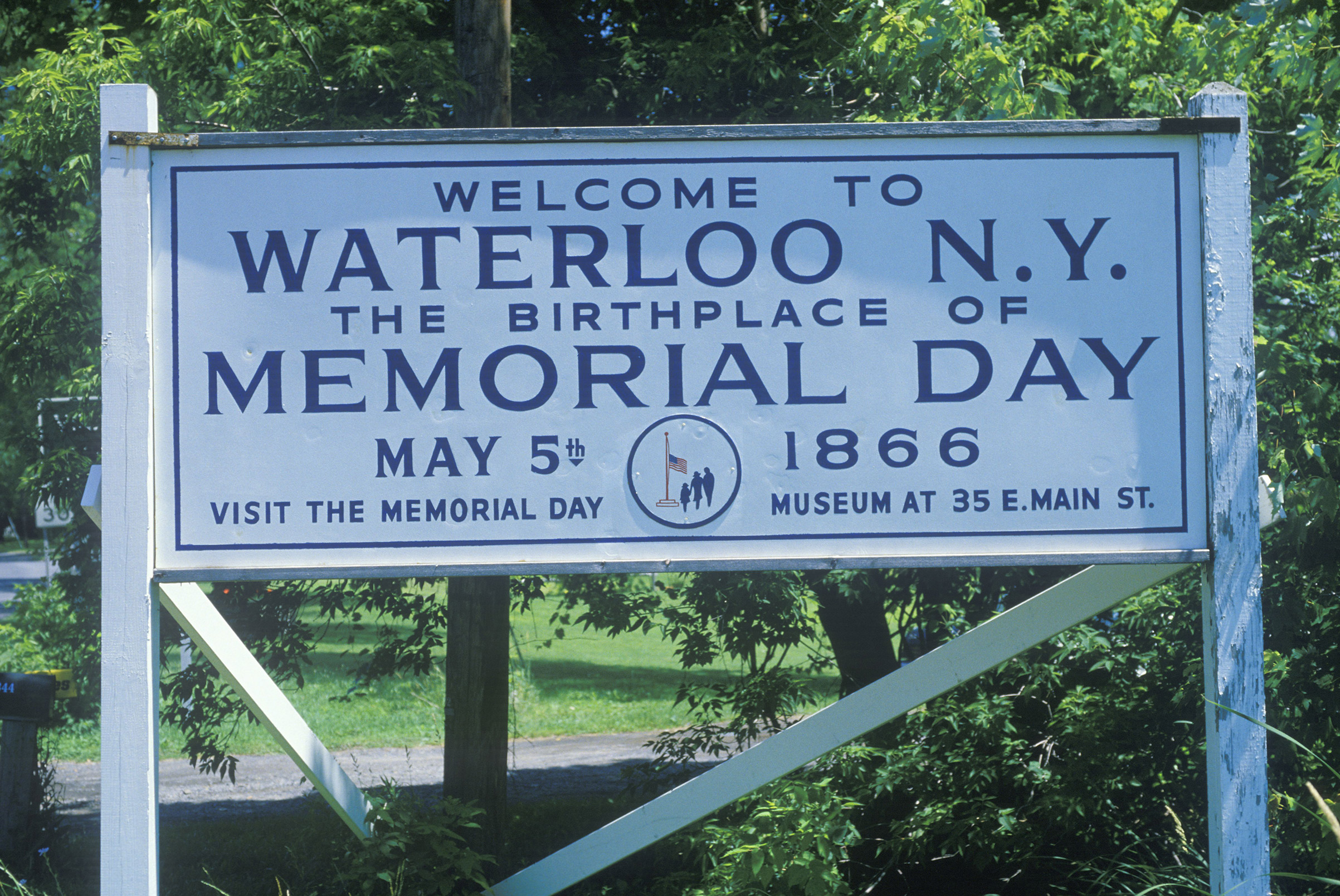Waterloo, N.Y. has claimed to be the birthplace of Memorial Day. But evidence suggests the holiday's origins are further south.