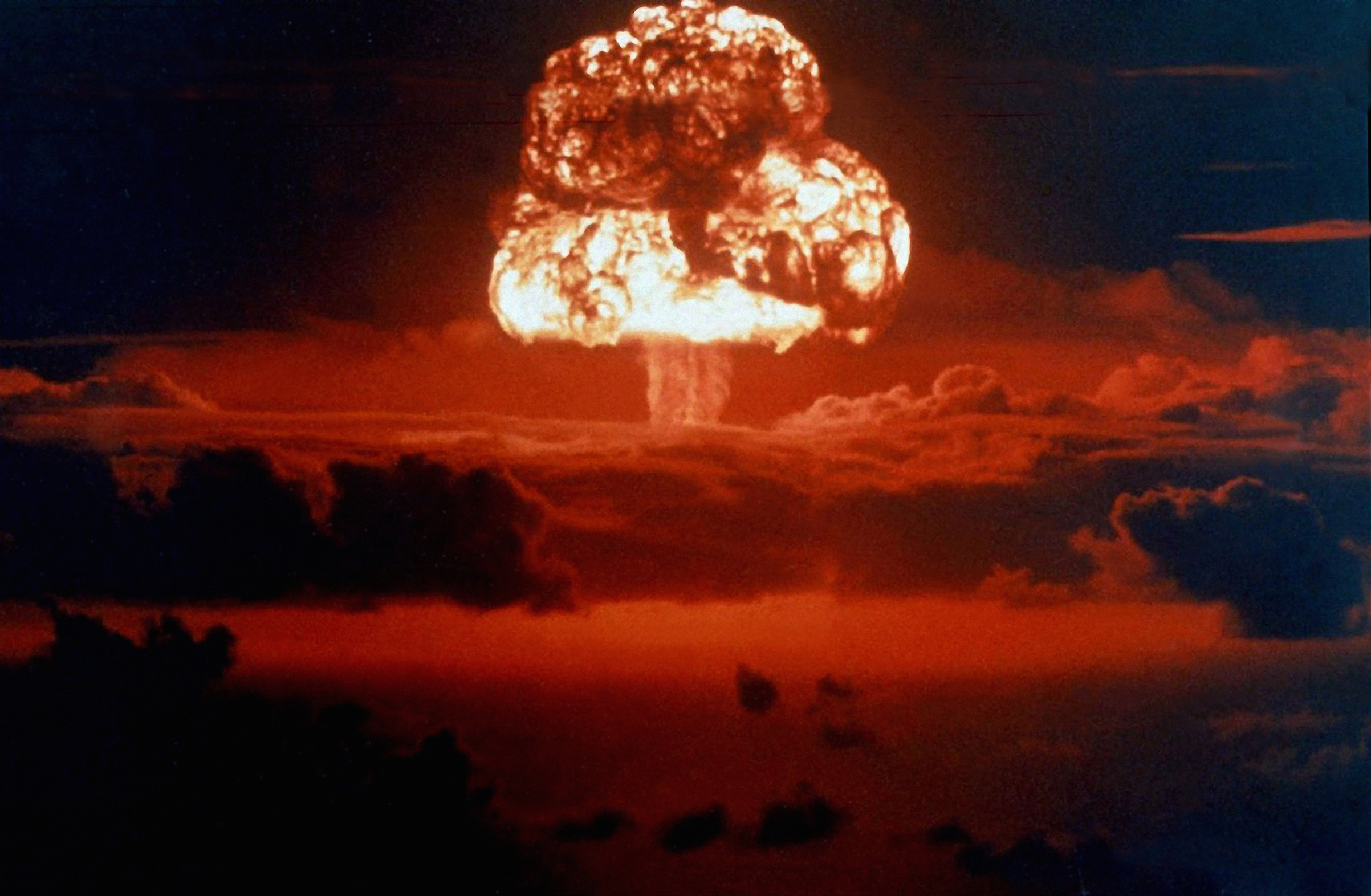 Castle Romeo was the code name given to one of the tests in the Operation Castle series of American thermonuclear tests beginning in March 1954 at Bikini Atoll.