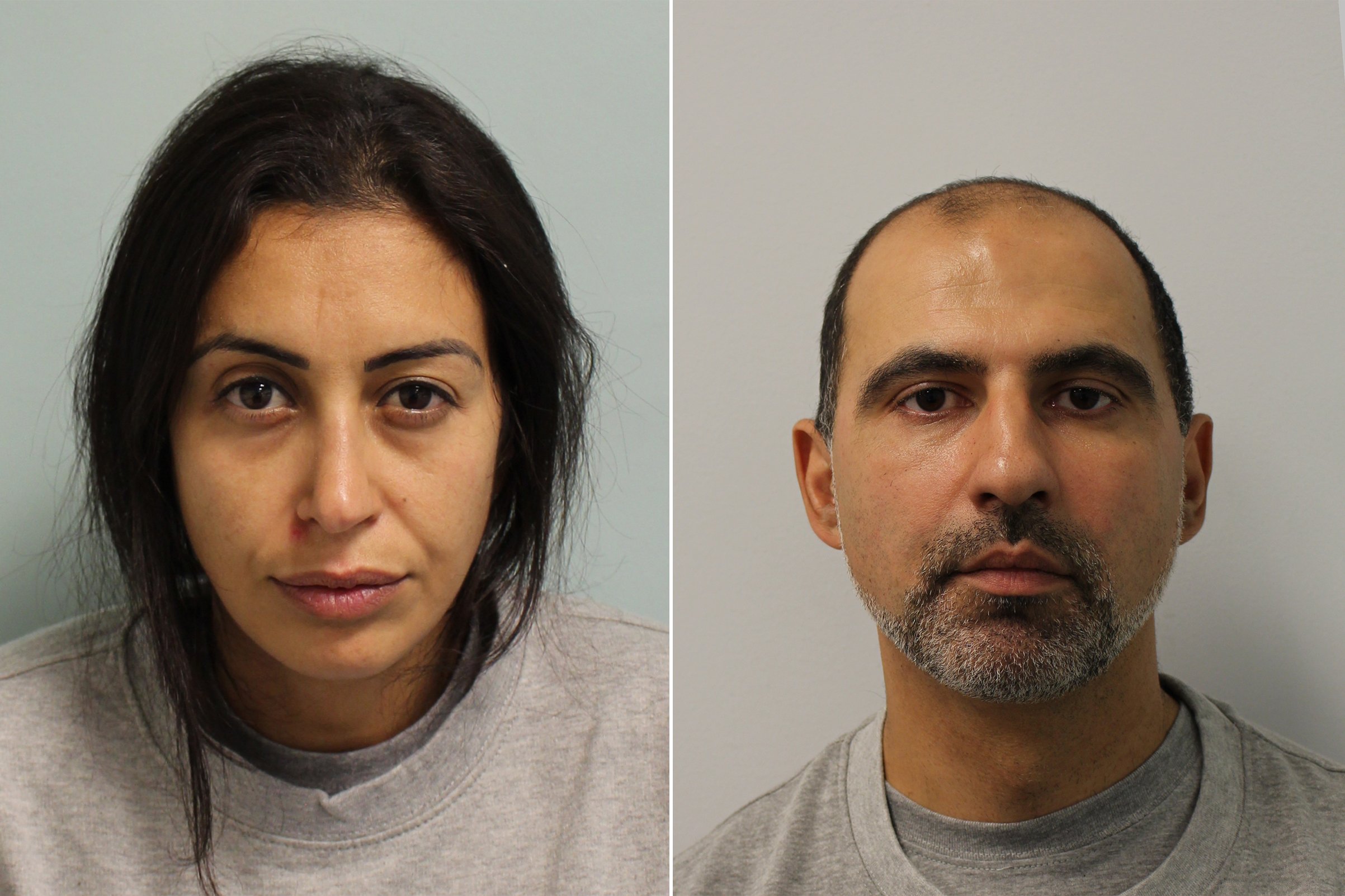 Sabrina Kouider and Ouissem Medouni were found guilty of murdering Sophie Lionnet, on May 24 at London's Old Bailey court
