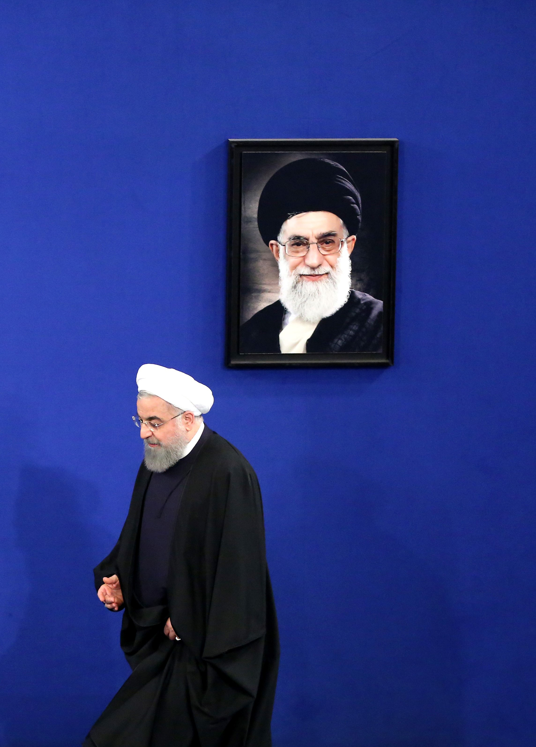 Hanging In The Balance Iranian President Hassan Rouhani has said the nuclear deal is not up for