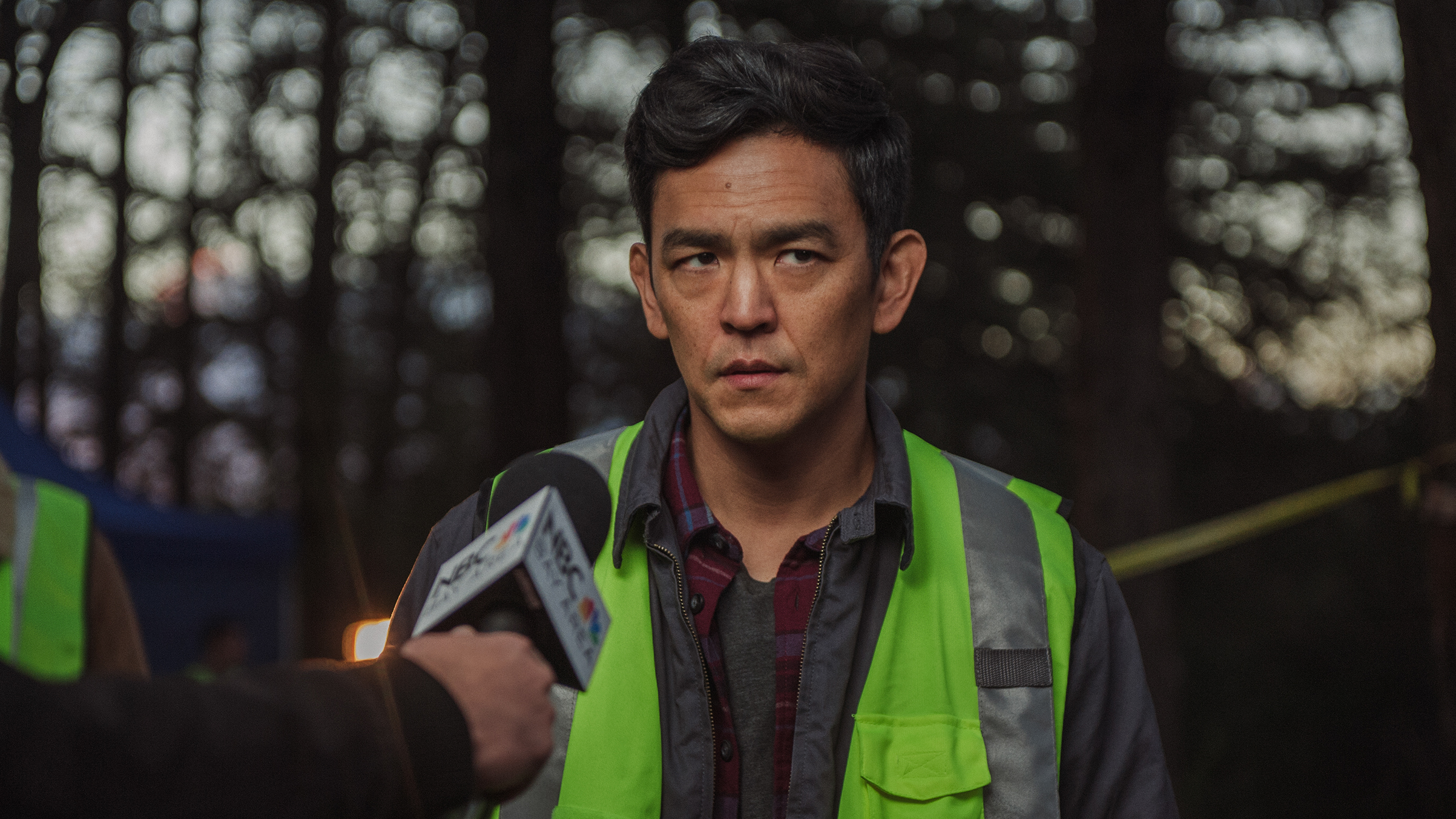 John Cho stars as David Kim in Screen Gems' 'Searching'.