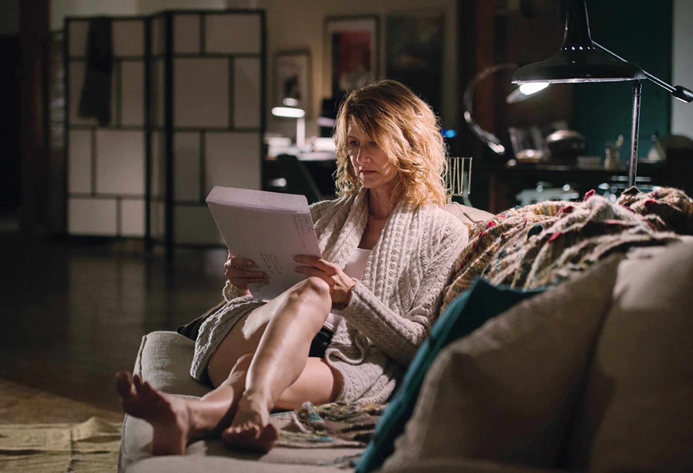 Jennifer Fox (Laura Dern) re-evaluates her own story