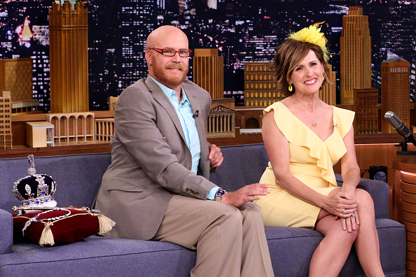 Will Ferrell And Molly Shannon Cover The Royal Wedding Time