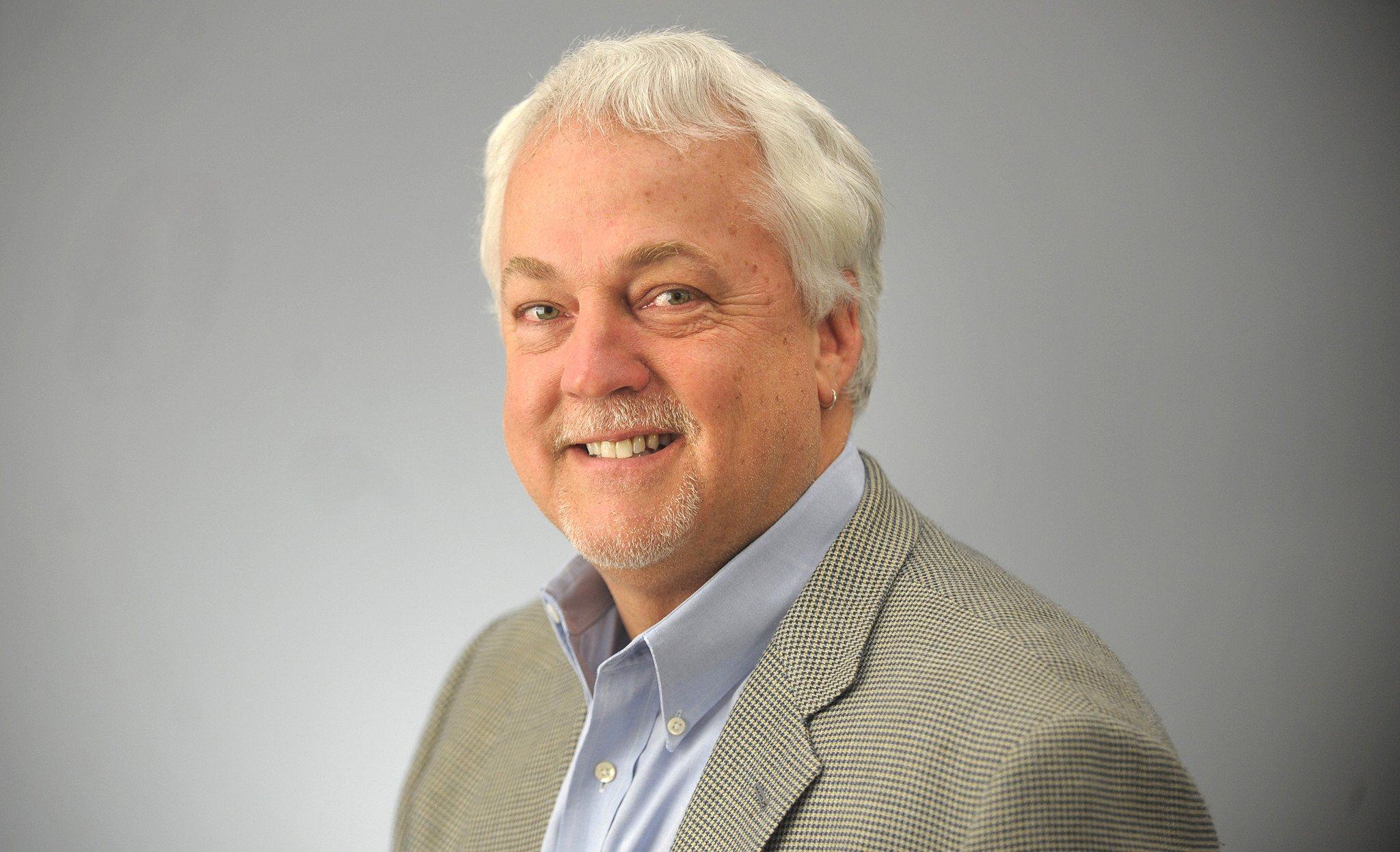 This image obtained from the Capital Gazette shows Capital Gazette Assistant Editor and Columnist Rob Hiaasen, one of the victims of the June 28, 2018, shooting at the newspaper in Annapolis, Maryland.