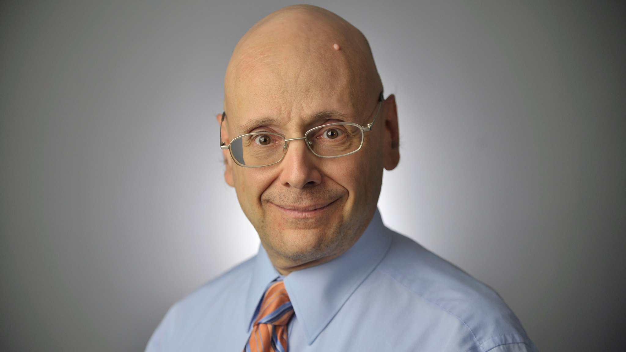 This image obtained from the Capital Gazette shows Capital Gazette Editorial Page Editor Gerald Fischman, one of the victims of the June 28, 2018, shooting at the newspaper in Annapolis, Maryland.