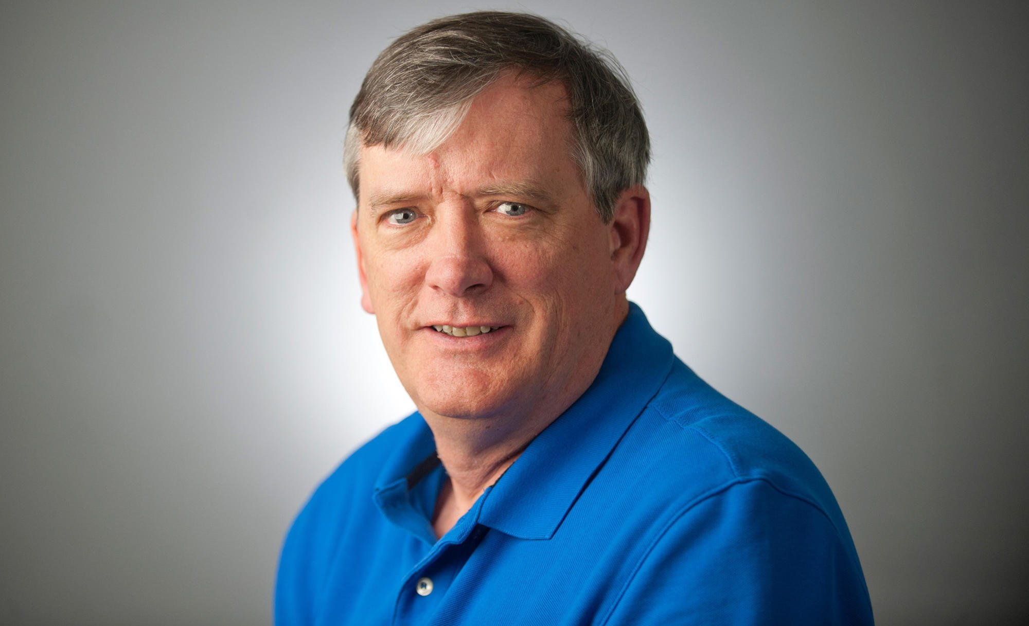 This image obtained from the Capital Gazette shows Capital Gazette writer John McNamara, one of the victims of the June 28, 2018, shooting at the newspaper in Annapolis, Maryland.