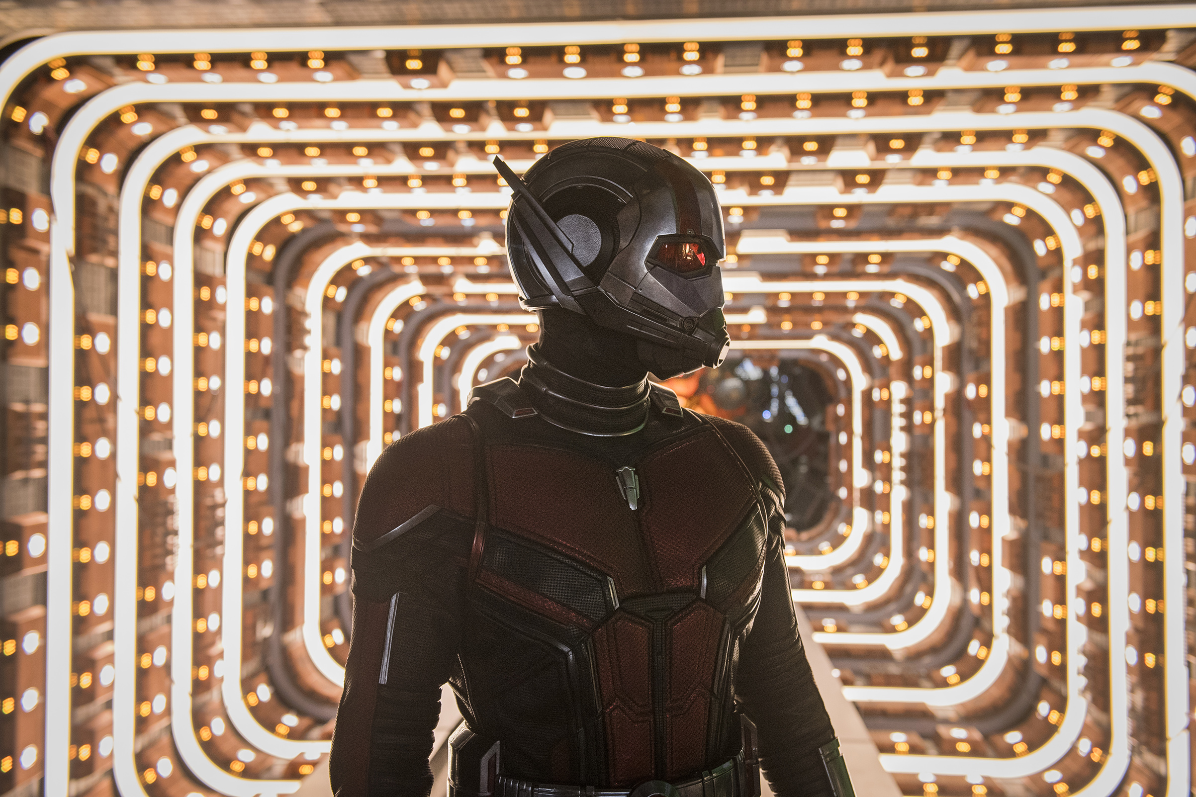 "Paul Rudd in ""Ant-Man and the Wasp""."