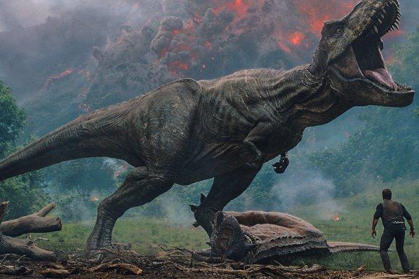 The Real Dinosaurs Behind 'Jurassic World: Fallen Kingdom