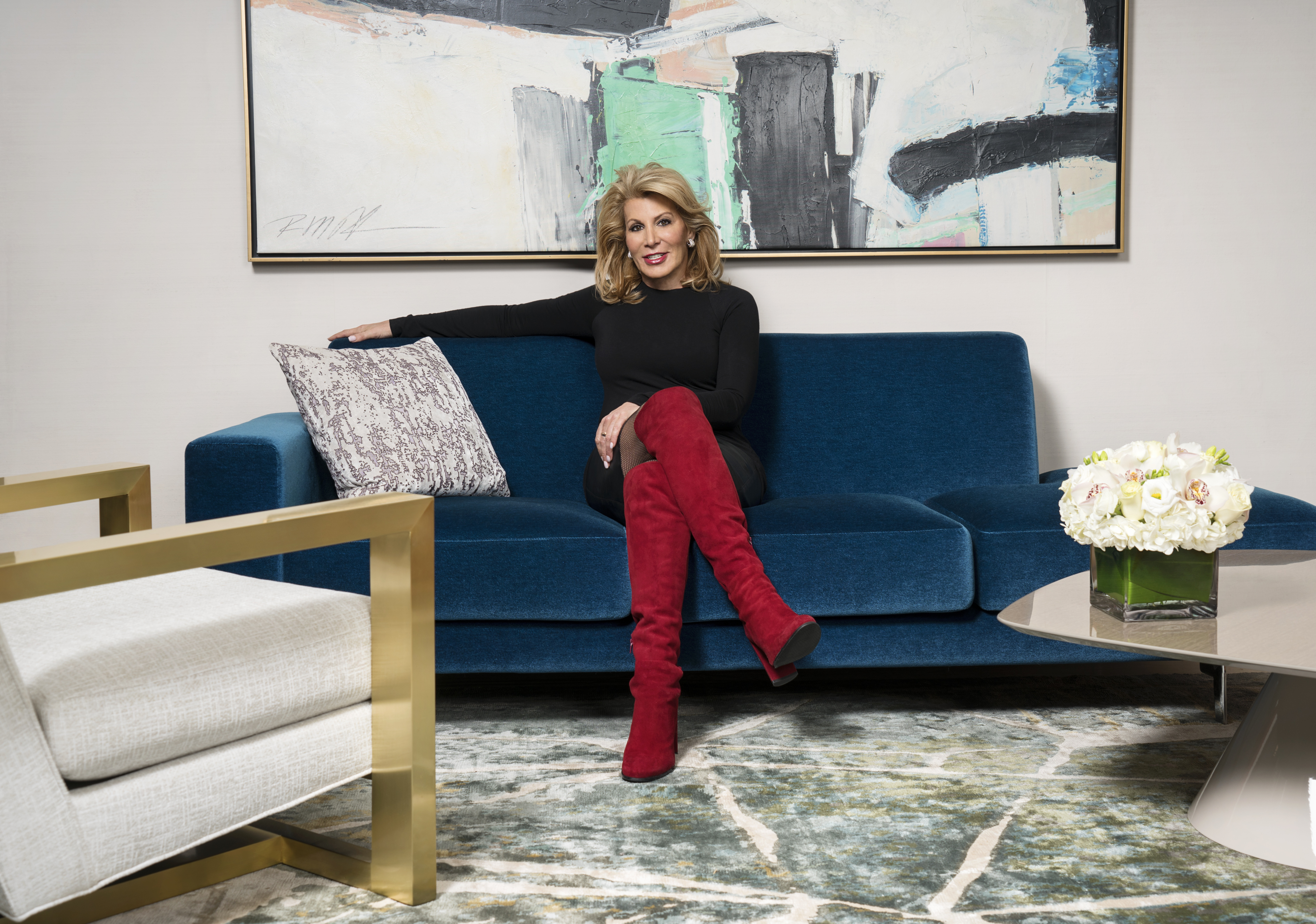 Dottie Herman, CEO of Douglas Elliman.