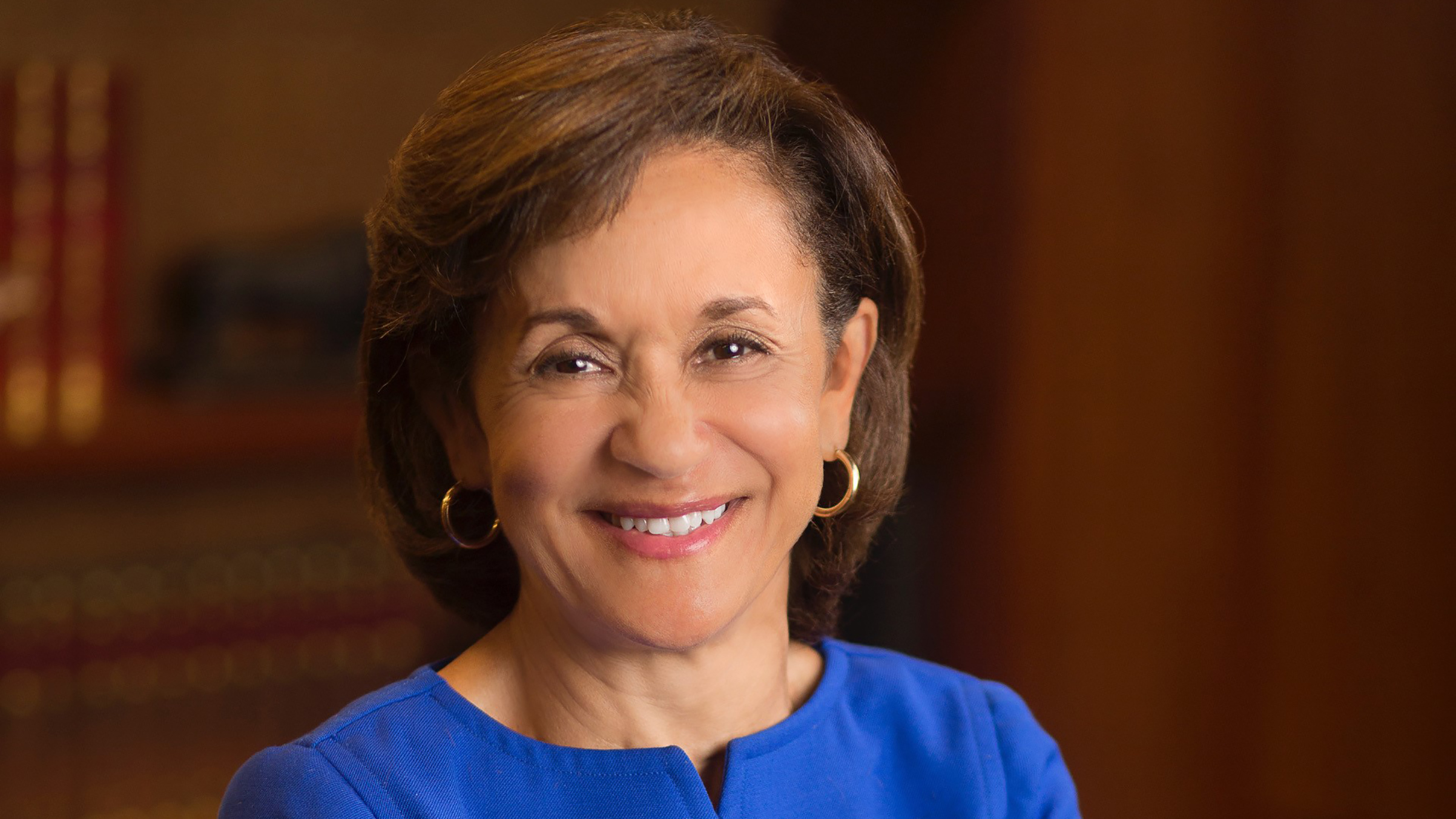 Glenda McNeal, President, Enterprise Strategic Partnerships at American Express.