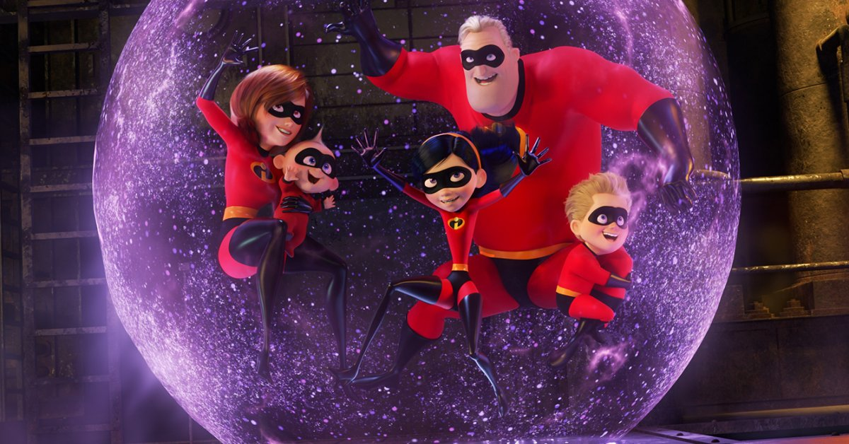 How Incredibles 2 Shows What It Means To Be Human Time