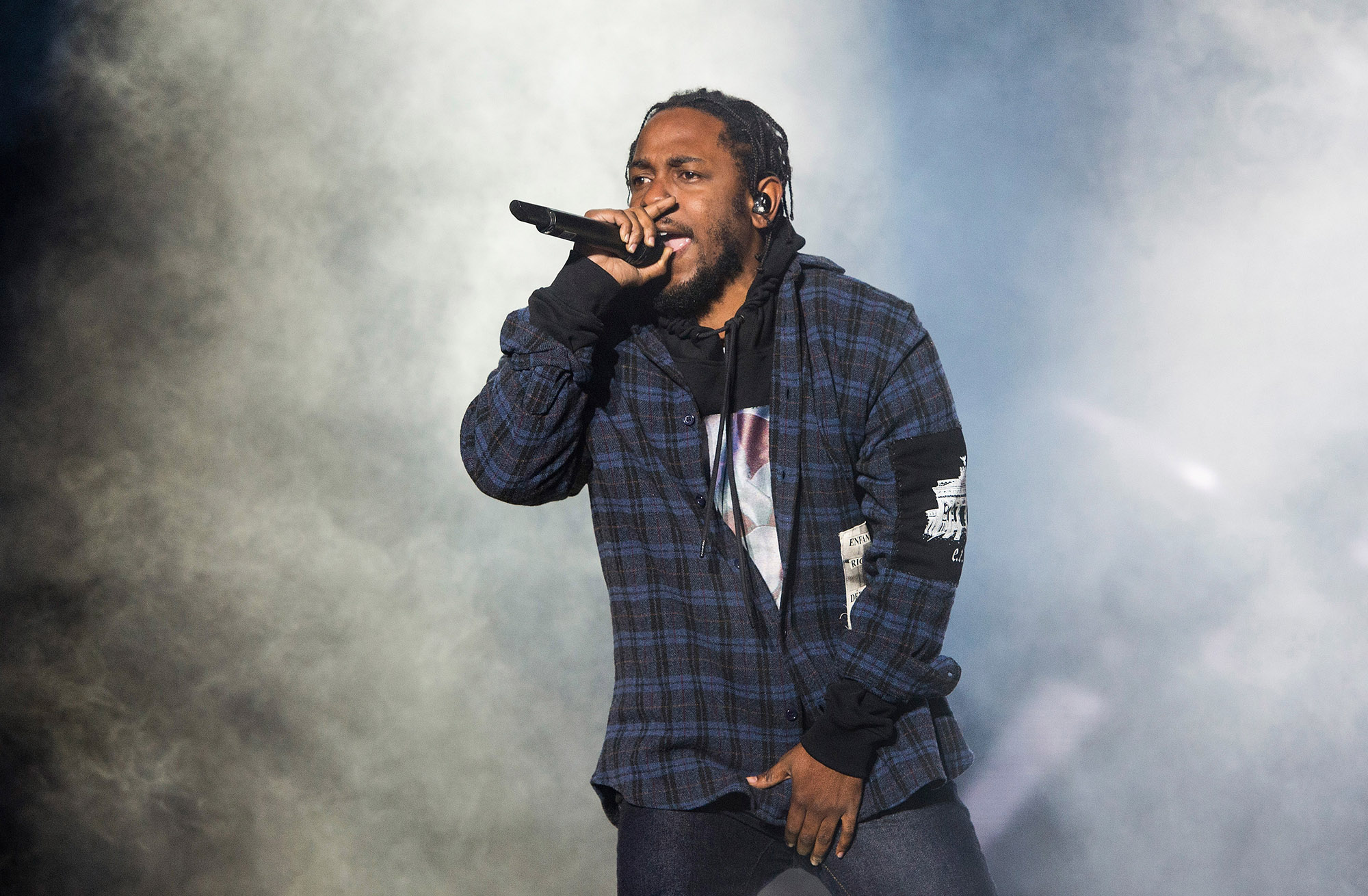 Kendrick Lamar Opens Up About Winning Pulitzer Prize | Time