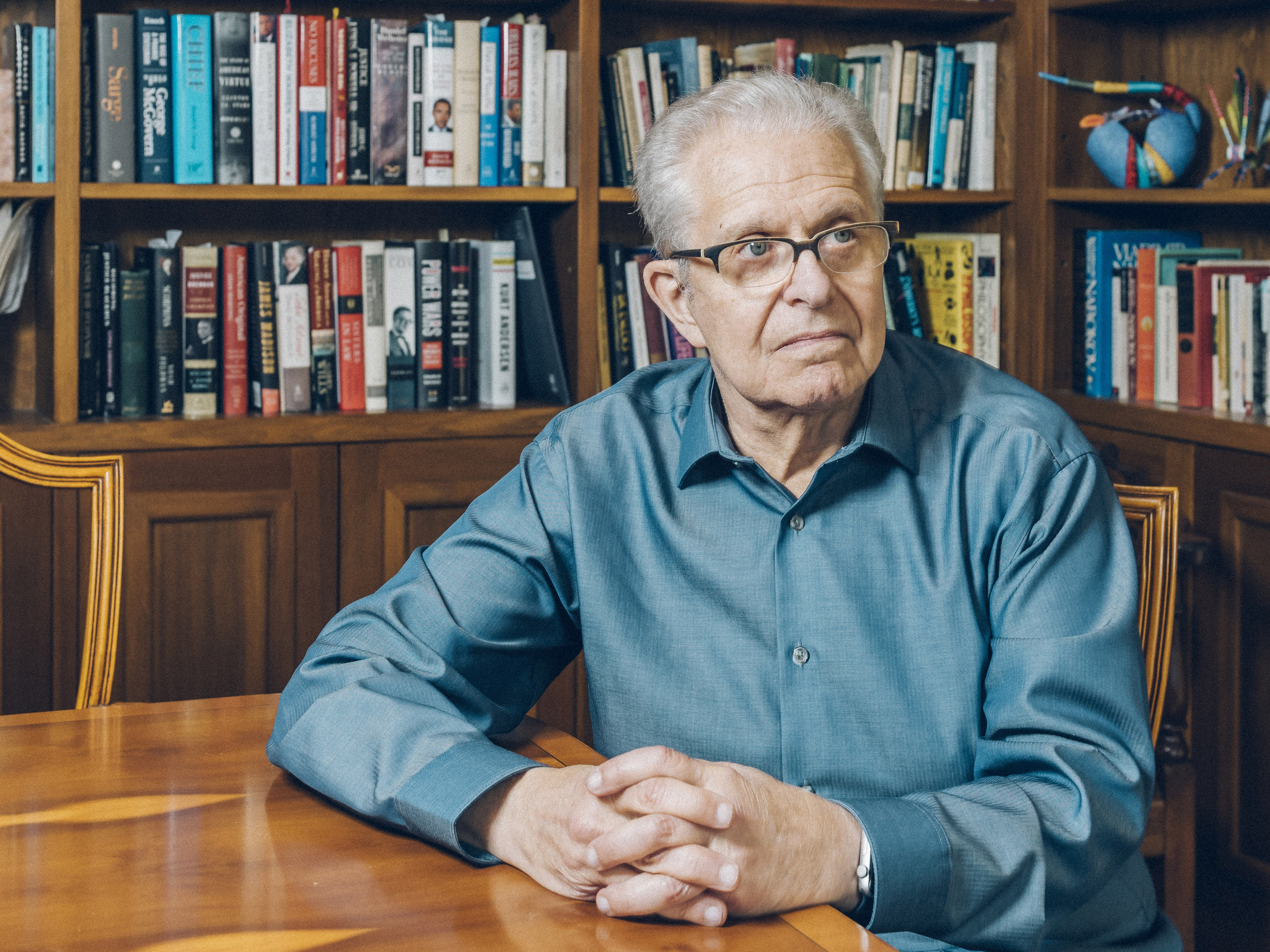 Laurence Tribe on Trump's Pardon Power and Impeachment | Time