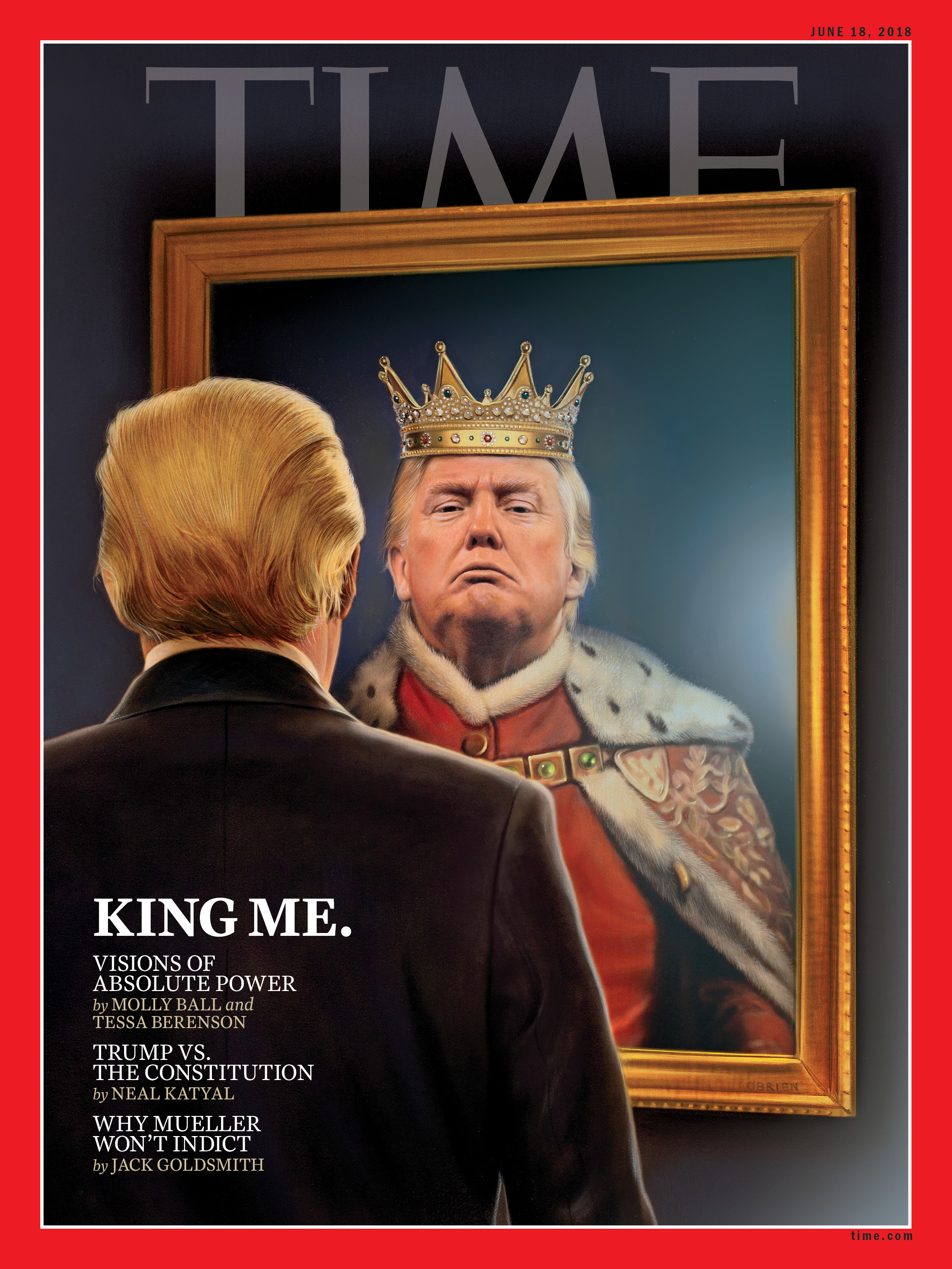 Image result for trump as king pics