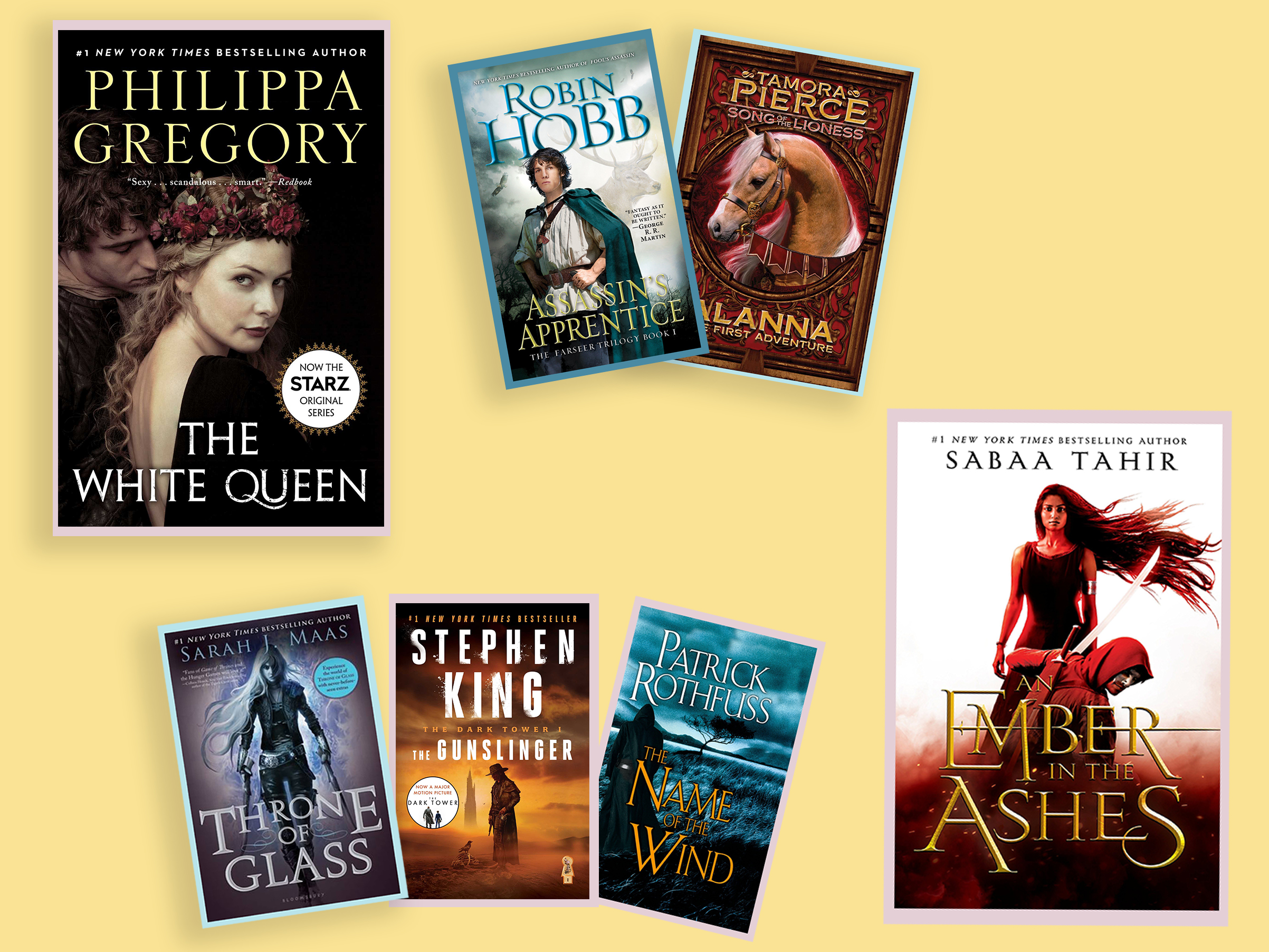 Best Books To Read If You Like Game Of Thrones Time