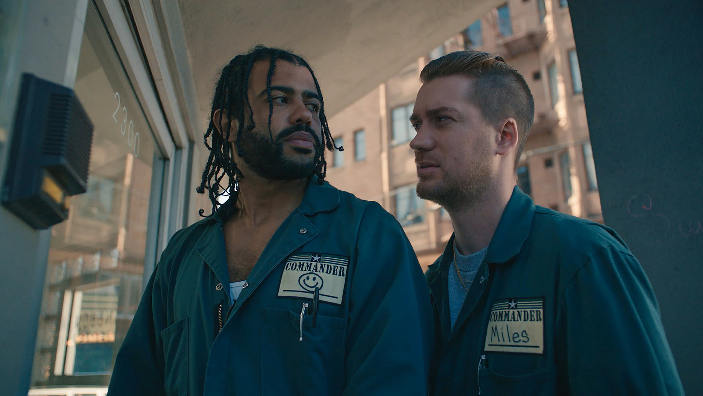 Blindspotting was written by friends and co-stars Diggs, left, and Casal