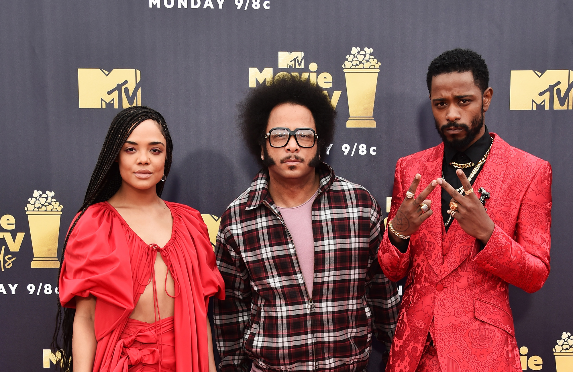 Sorry to Bother You Director Boots Riley Does Interview