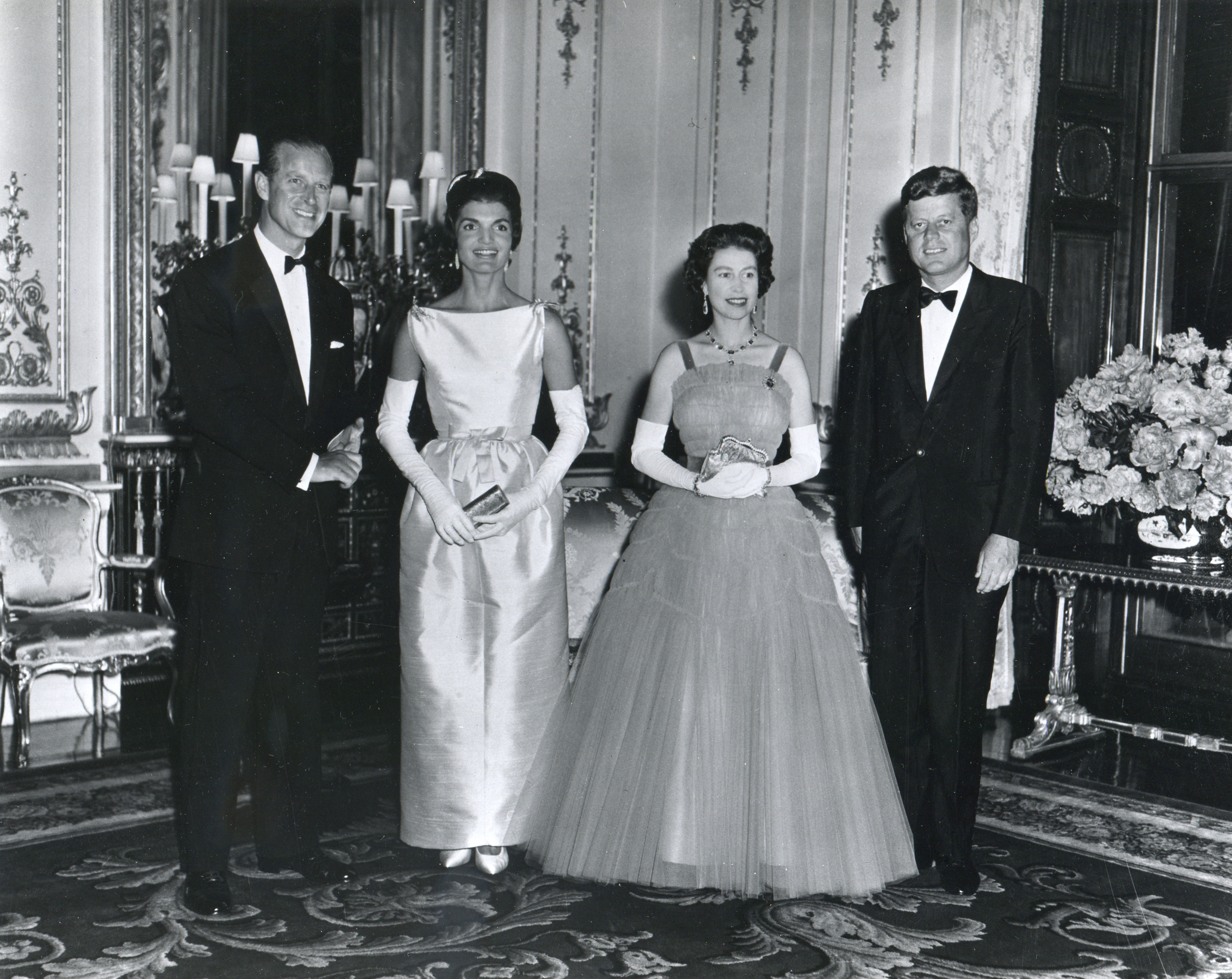 Here's Every Time Queen Elizabeth Met a U.S. President | Time