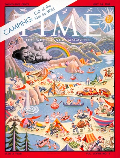 The July 14, 1971, cover of TIME