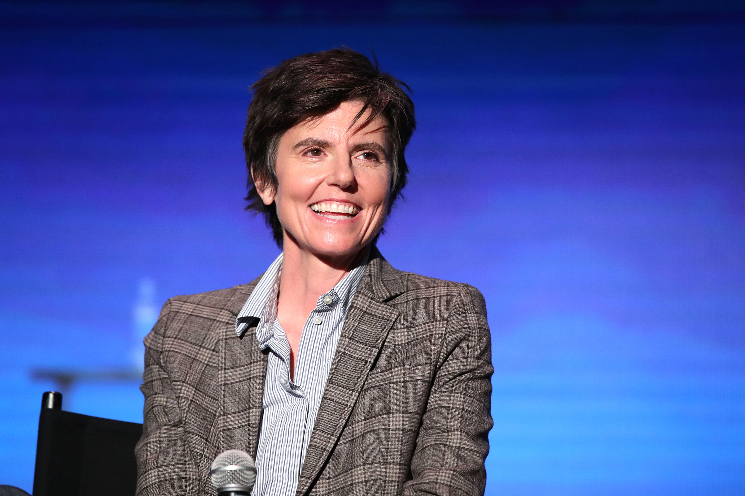 Tig Notaro attends the Netflix is a Joke FYSee Event on May 11, 2018.