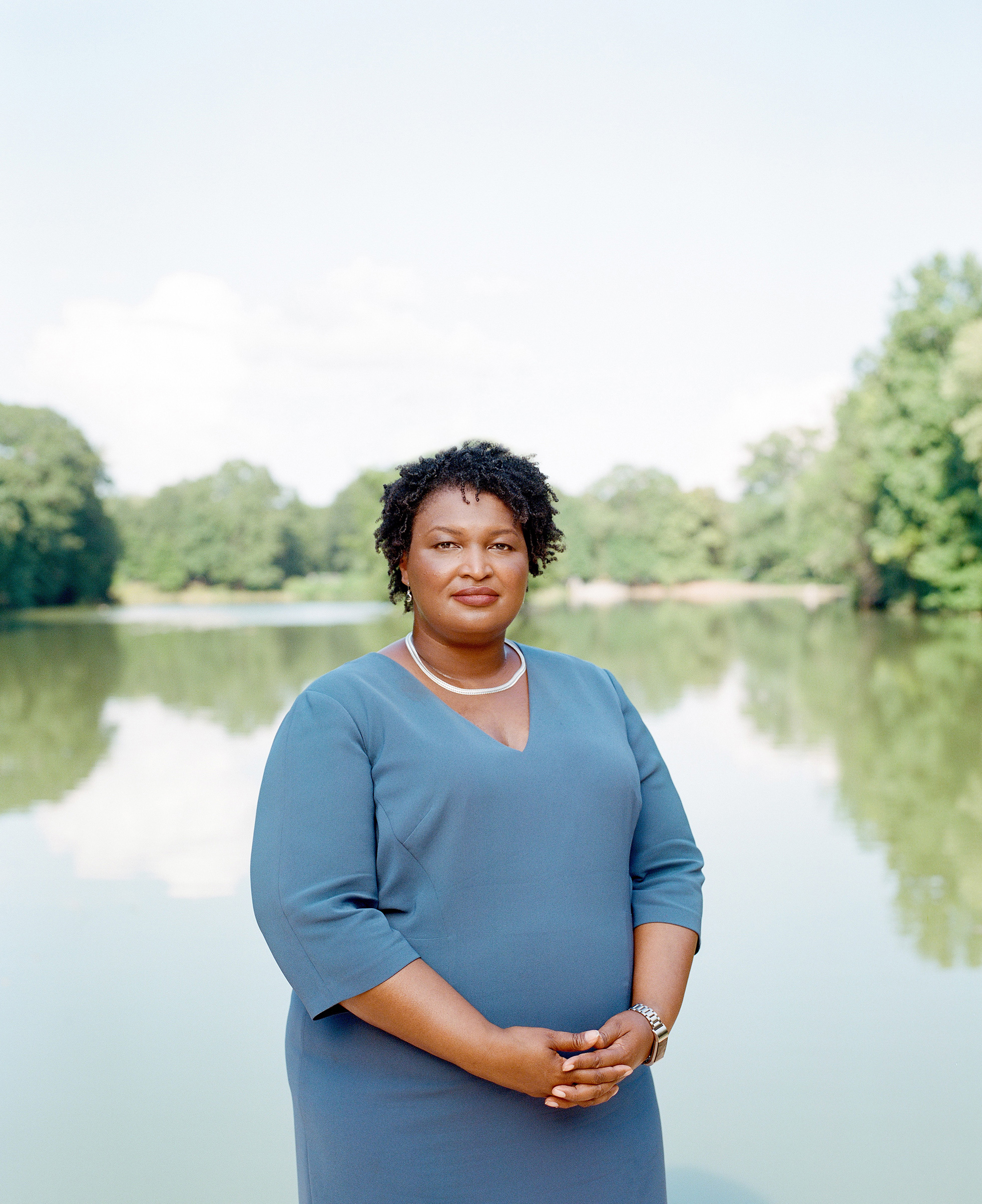 If she wins, Abrams will be the first black female governor in U.S.history