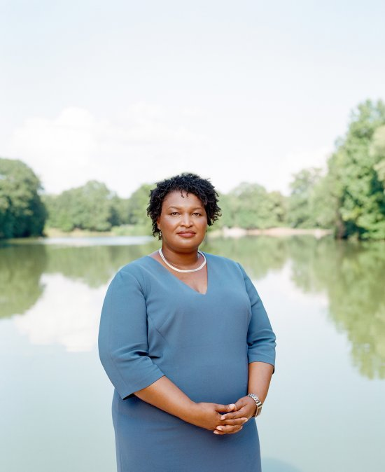 Stacey Abrams Rabut
