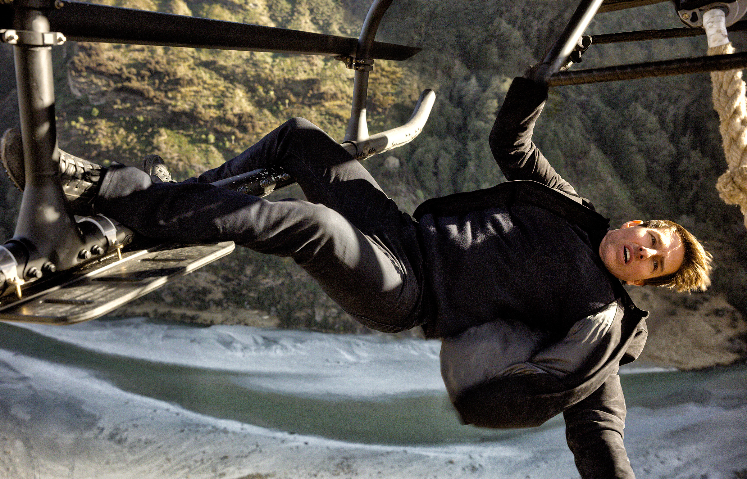 Death-defying: Cruise in Mission: Impossible—Fallout