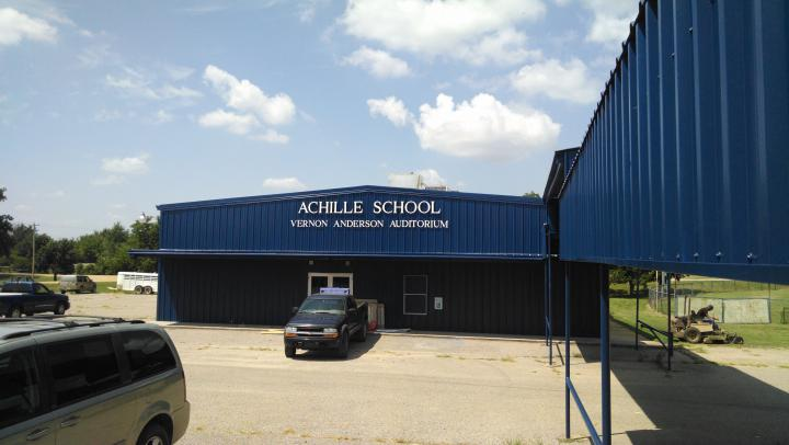 Achille Public Schools were closed on August 13 and 14.