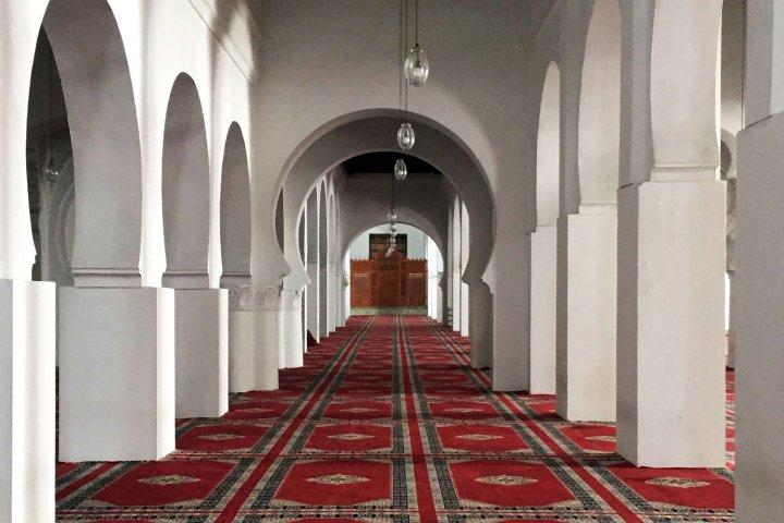 Al-Qarawiyyin Library in Fez, Morocco