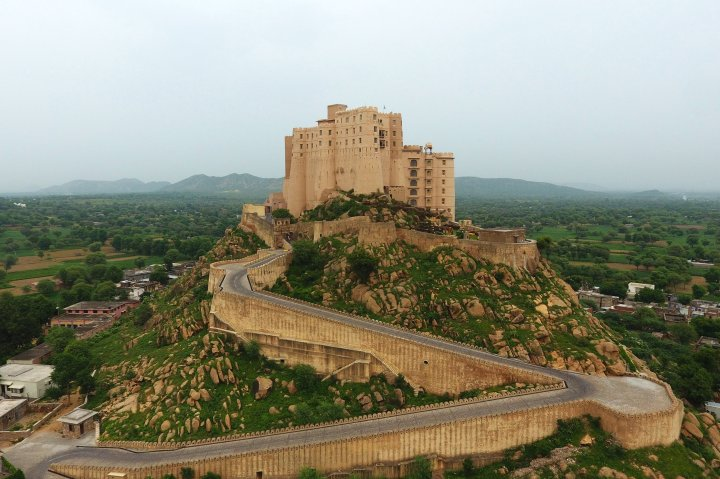 Alila Fort Bishangarh in Jaipur, India