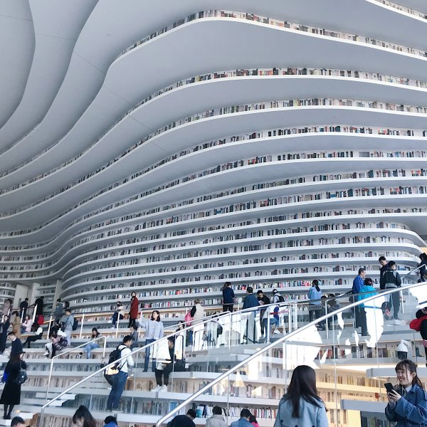 tianjin-binhai-library-china