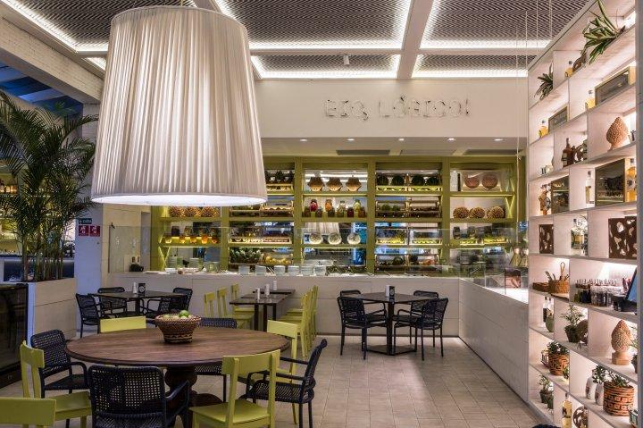 Bio Restaurant in Sao Paolo, Brazil