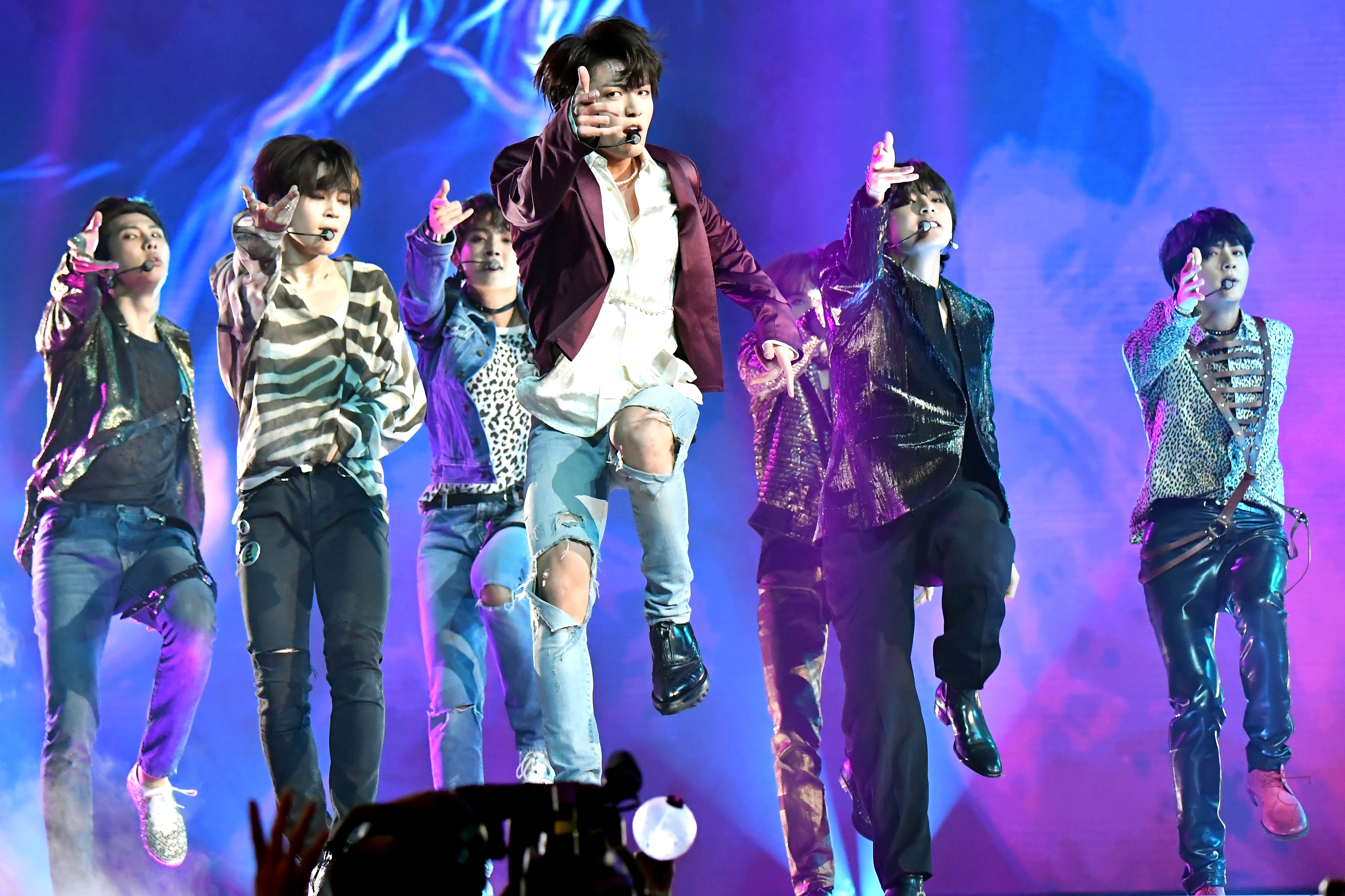 Nicki Minaj Features On A New Song From K Pop Superstars Bts Time