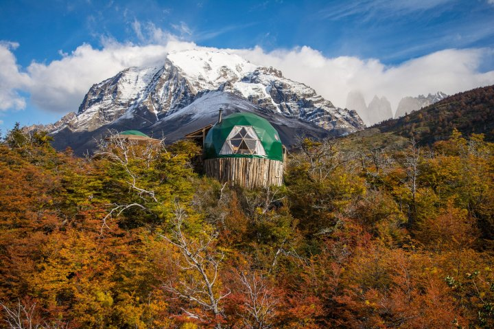 EcoCamp Patagonia in Torres del Paine, Chile