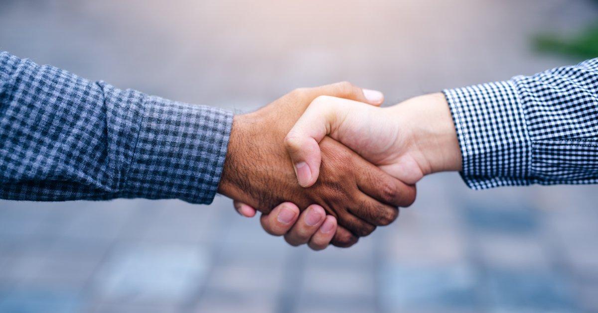 Handshake Meme Unites Twitter Users on Common Ground | Time