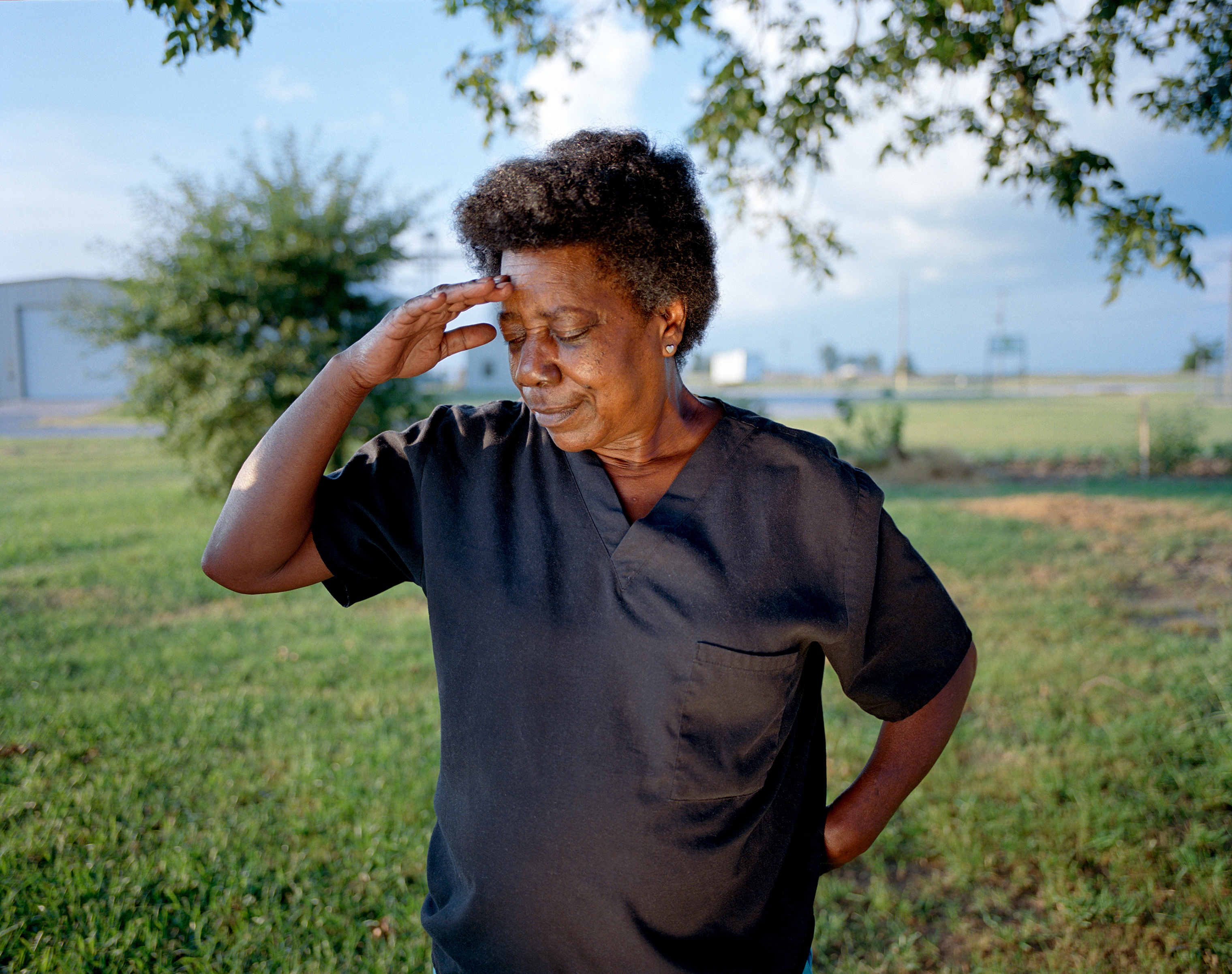 Ora Scaife reflects on the atrocities committed during the 1919 Race Massacre in Philips County, Ark., in which over 200 African Americans were murdered within a three-day span. Scaife and her family have lived in Phillips County for generations. But specific stories surrounding the massacre were not passed down. When she was a child, Scaife's family would whisper at the kitchen table about the massacre and send her back to bed if she was caught listening.